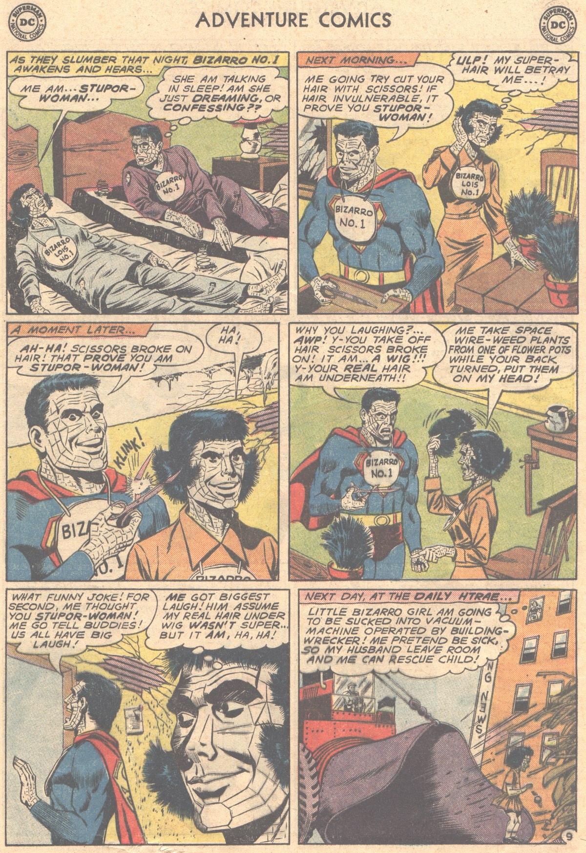 Read online Adventure Comics (1938) comic -  Issue #288 - 28