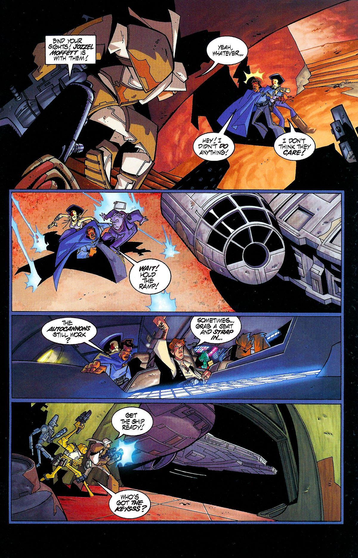 Read online Star Wars Omnibus comic -  Issue # Vol. 12 - 138