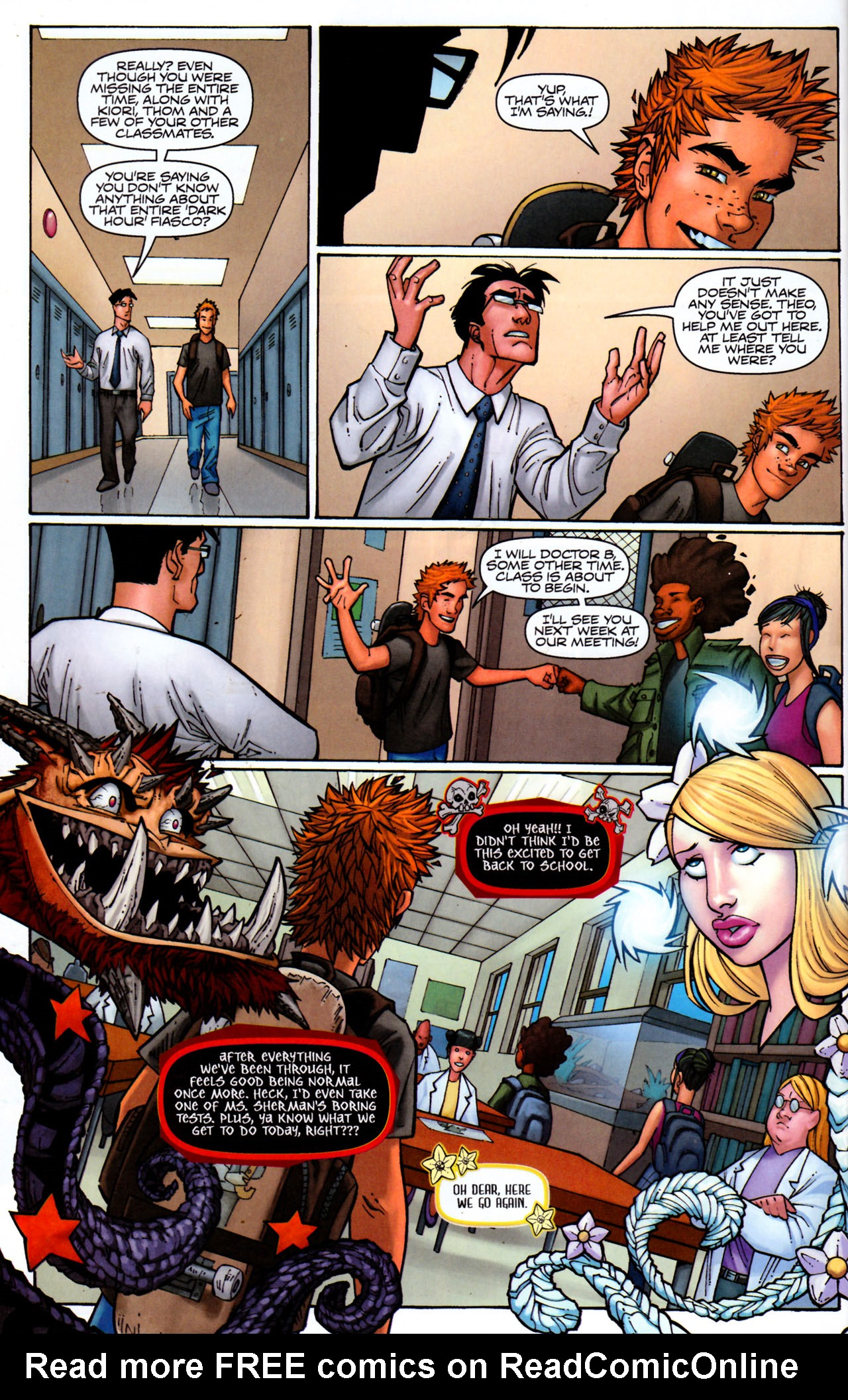 Read online Shrugged (2006) comic -  Issue #8 - 38