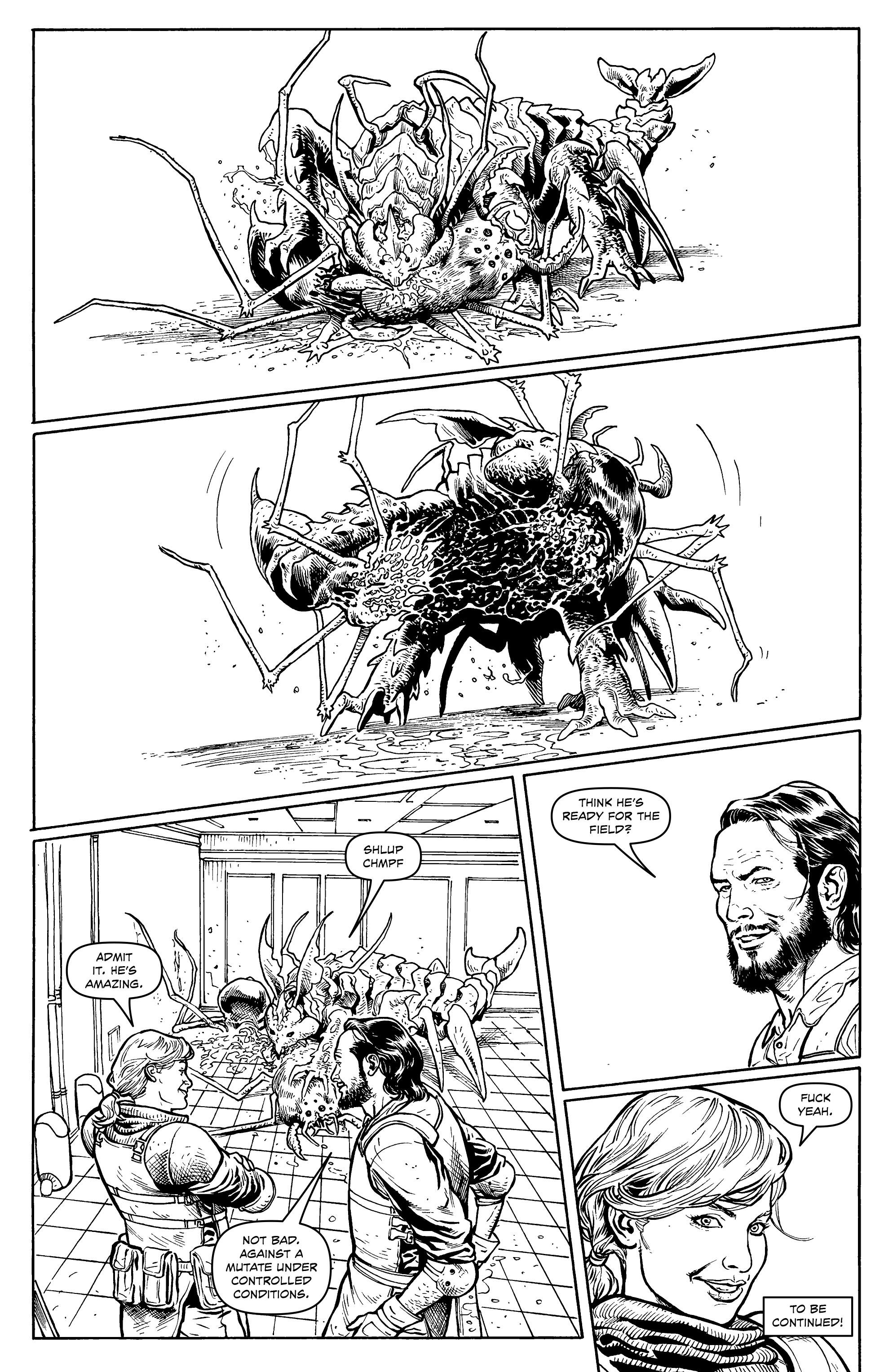Read online Alan Moore's Cinema Purgatorio comic -  Issue #10 - 31