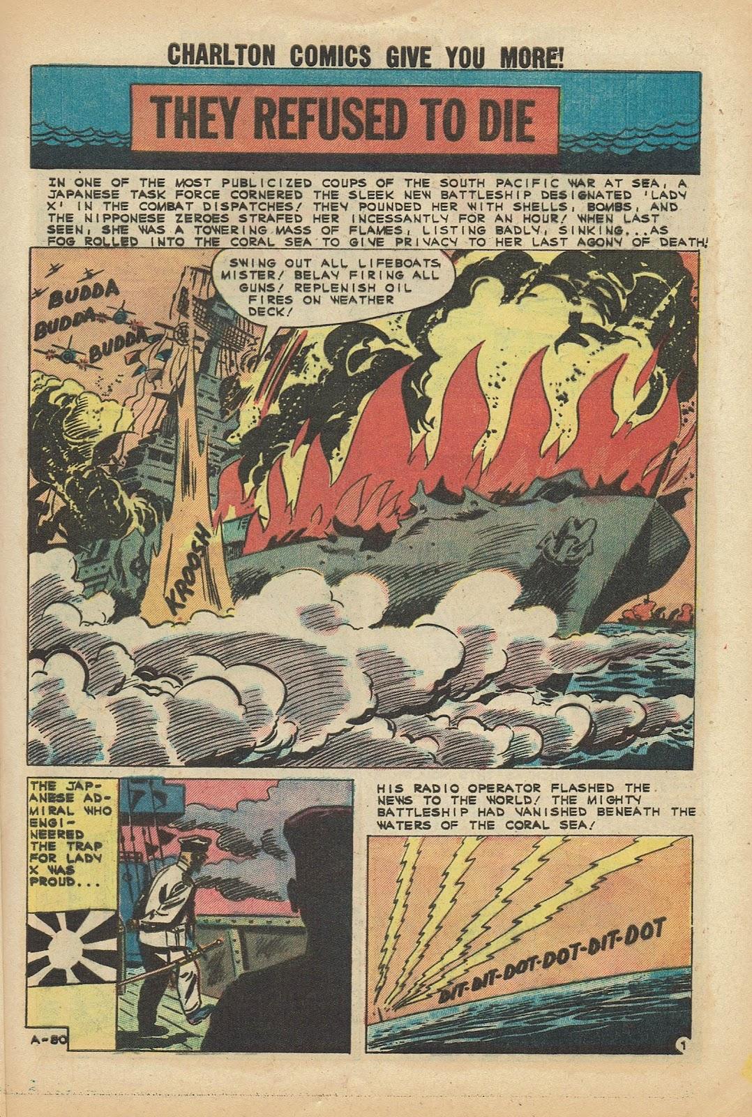 Read online Fightin' Navy comic -  Issue #97 - 9