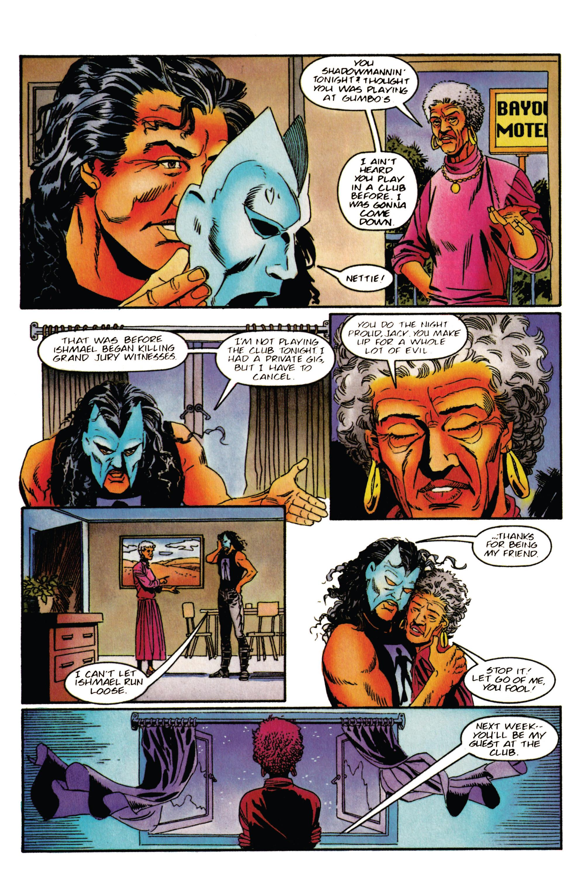 Read online Shadowman (1992) comic -  Issue #35 - 19