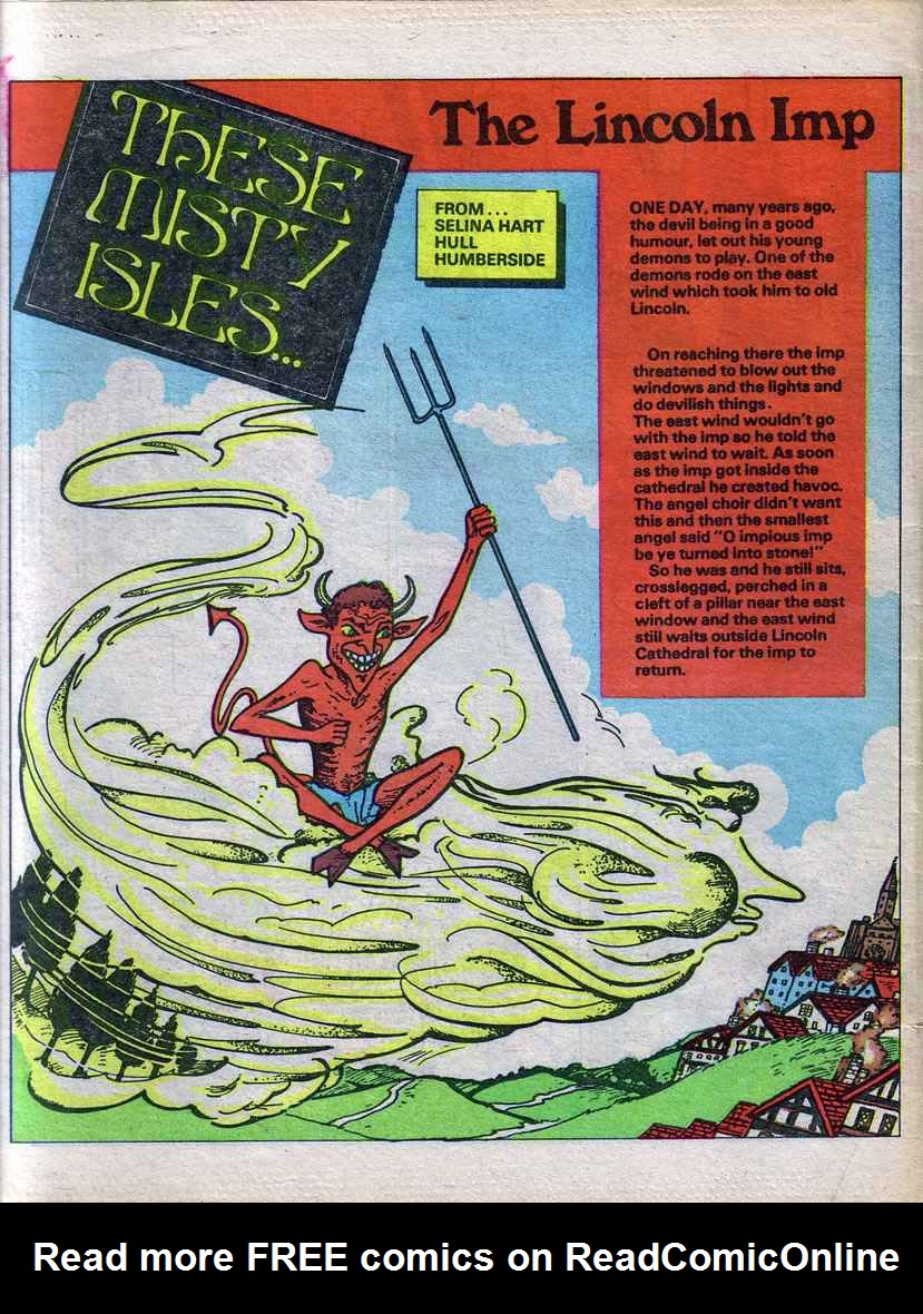 Read online Misty comic -  Issue #61 - 32