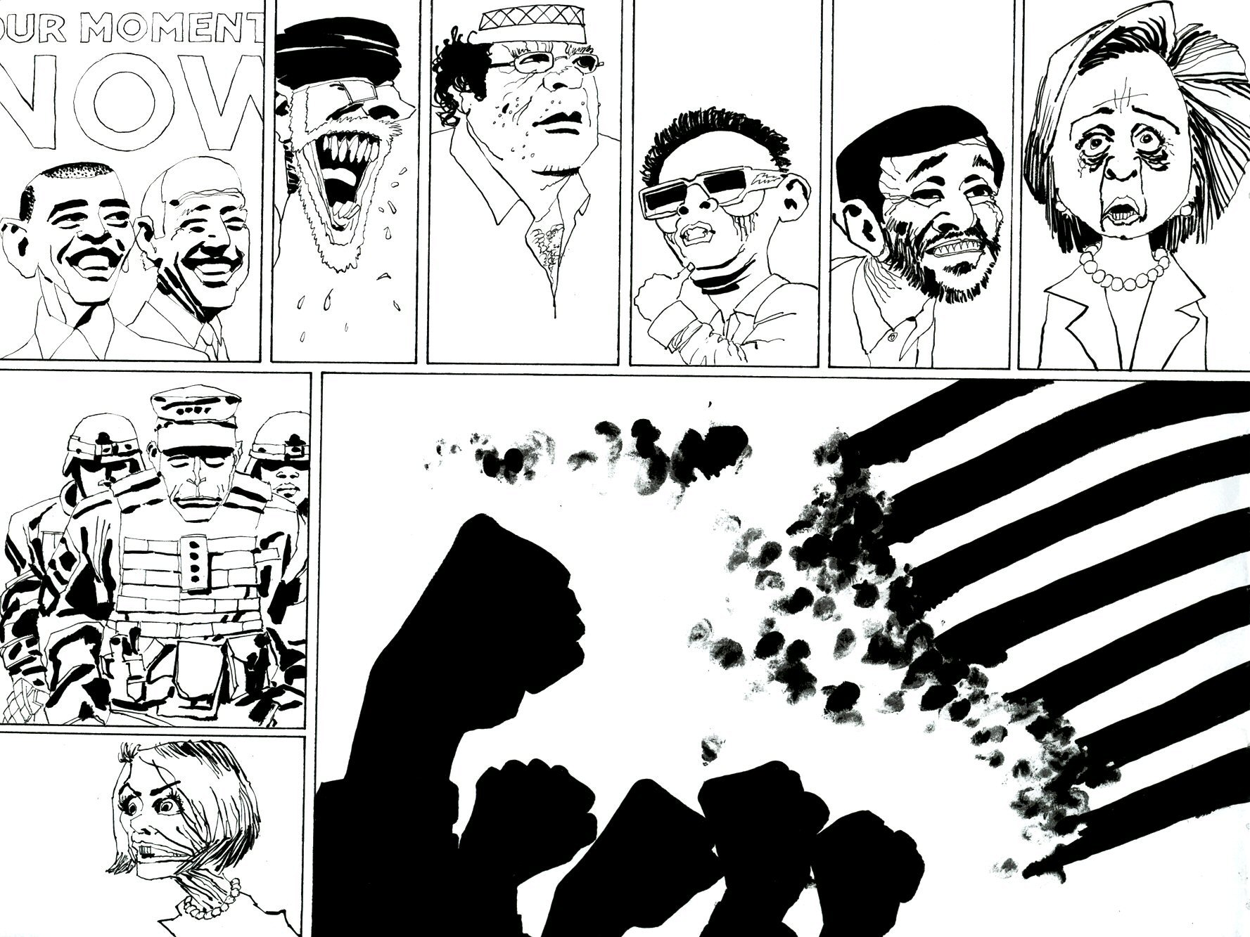 Read online Frank Miller's Holy Terror comic -  Issue # TPB - 91