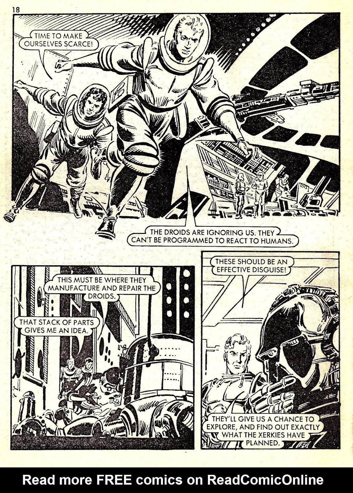 Starblazer issue 140 - Page 18