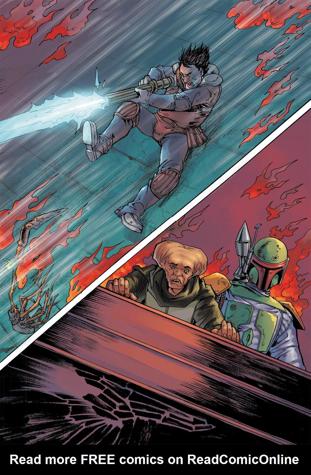 Read online Star Wars Omnibus comic -  Issue # Vol. 33 - 386
