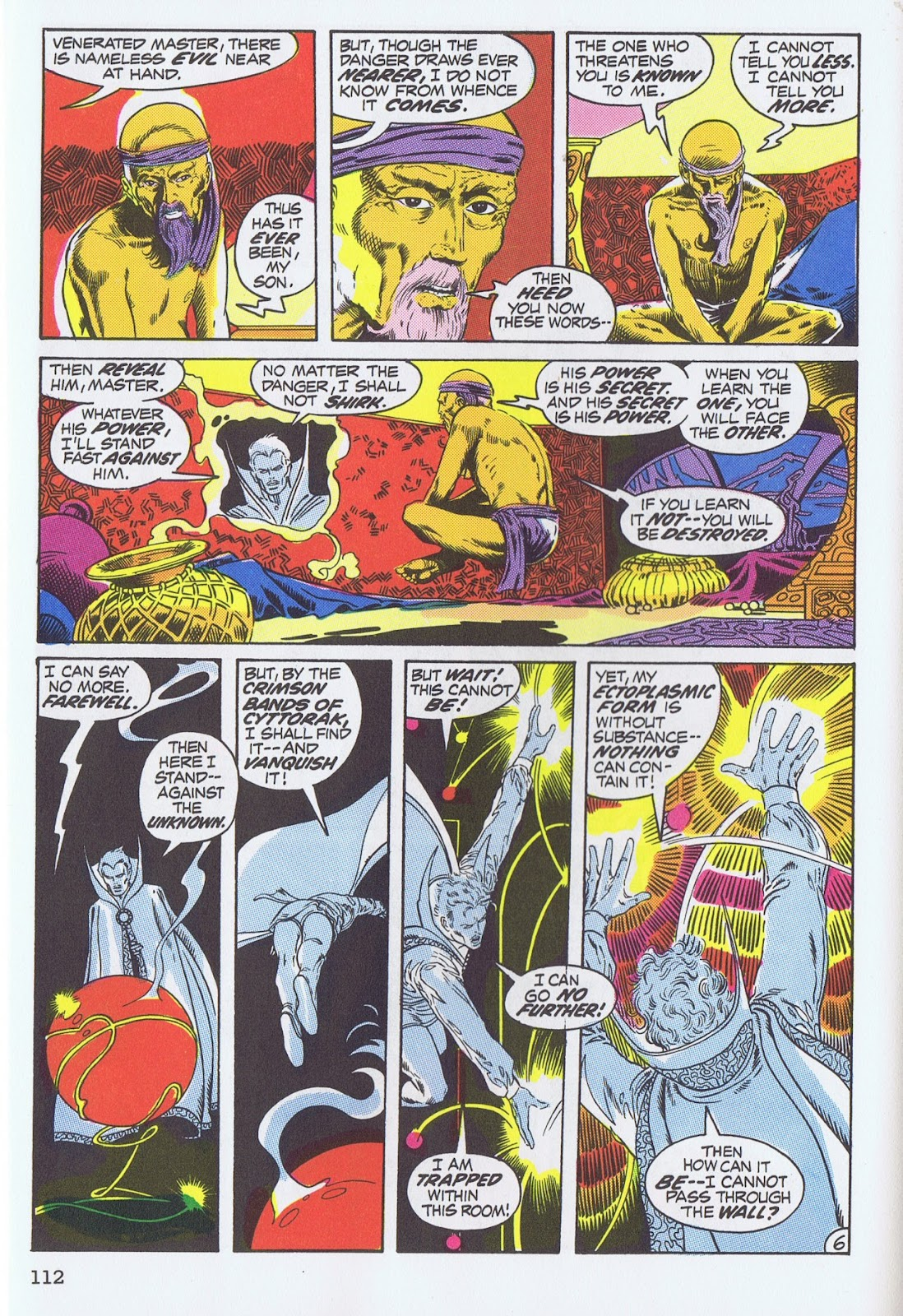 Doctor Strange: Master of the Mystic Arts issue TPB - Page 106