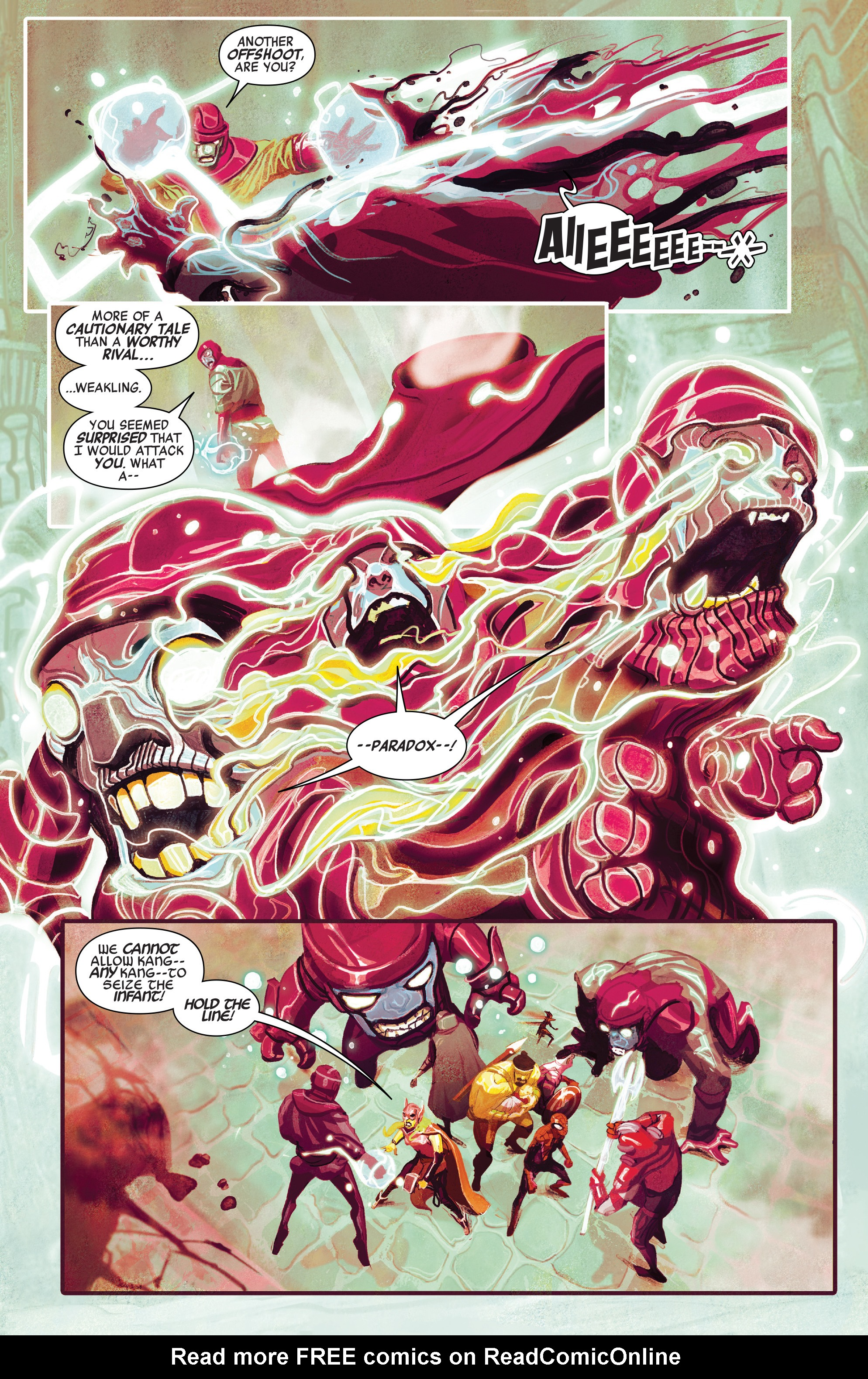 Read online Avengers (2016) comic -  Issue #2 - 20