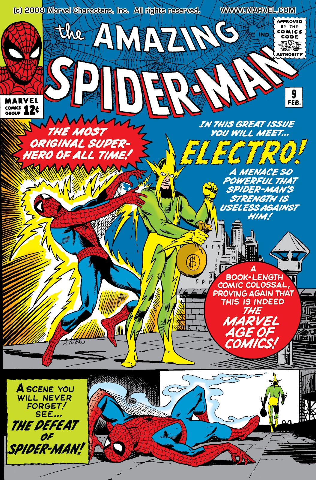 The Amazing Spider-Man (1963) 9 Page 1