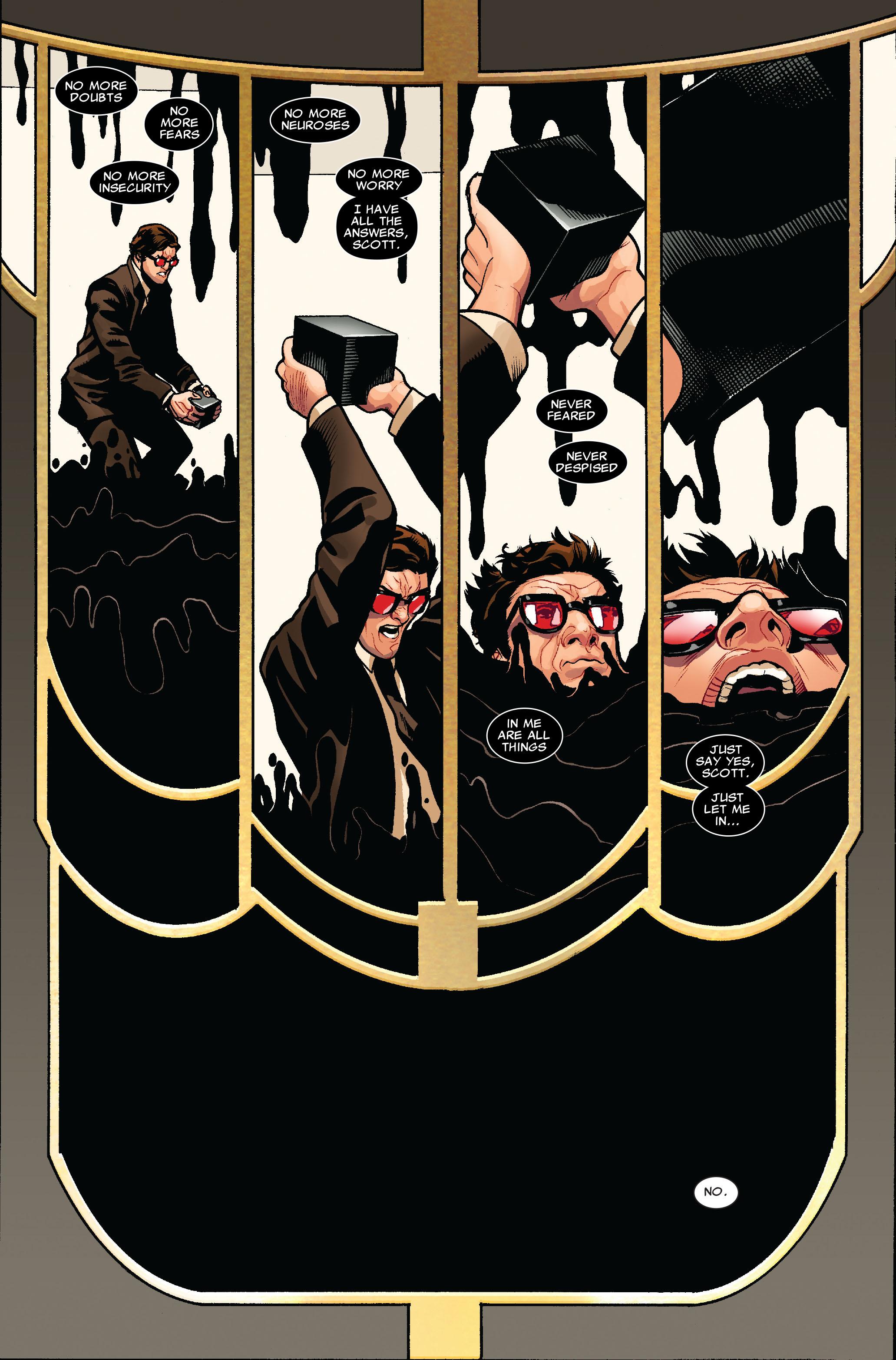 Read online Uncanny X-Men (1963) comic -  Issue #519 - 21