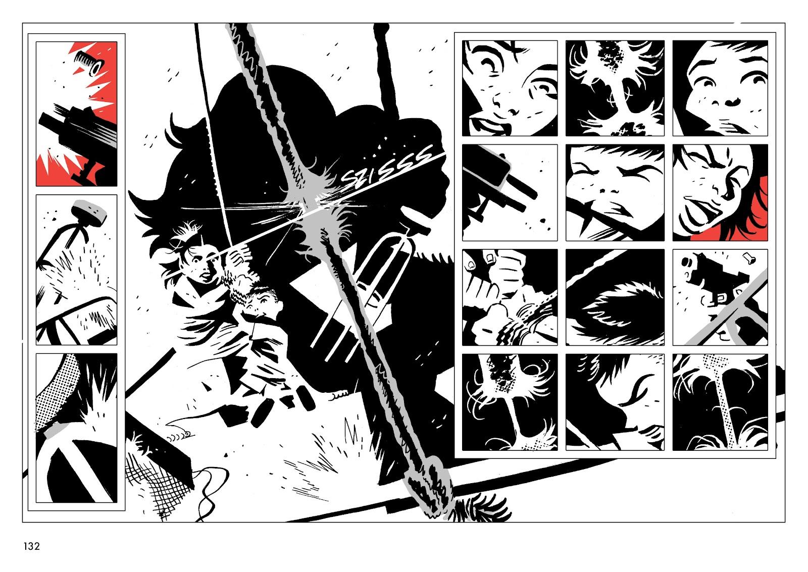 Read online Polar comic -  Issue # TPB The Kaiser Falls (Part 2) - 34