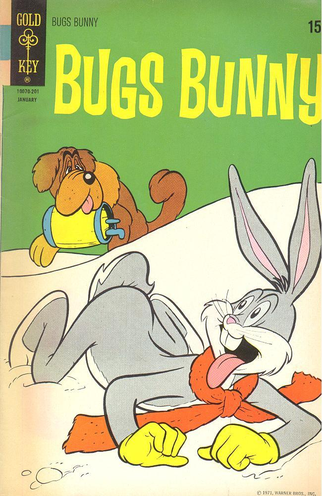 Bugs Bunny (1952) issue 140 - Page 1