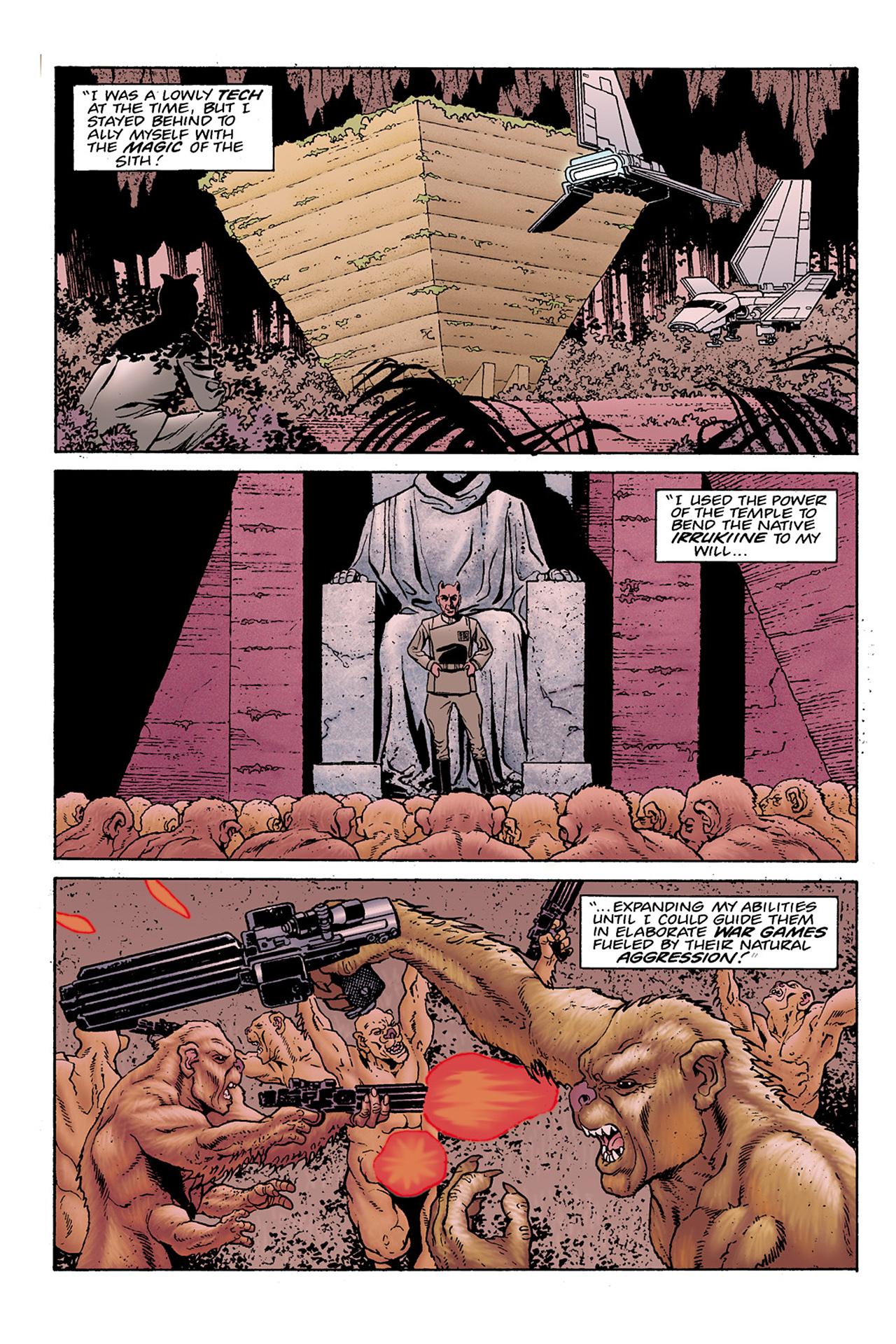 Read online Star Wars Omnibus comic -  Issue # Vol. 2 - 237