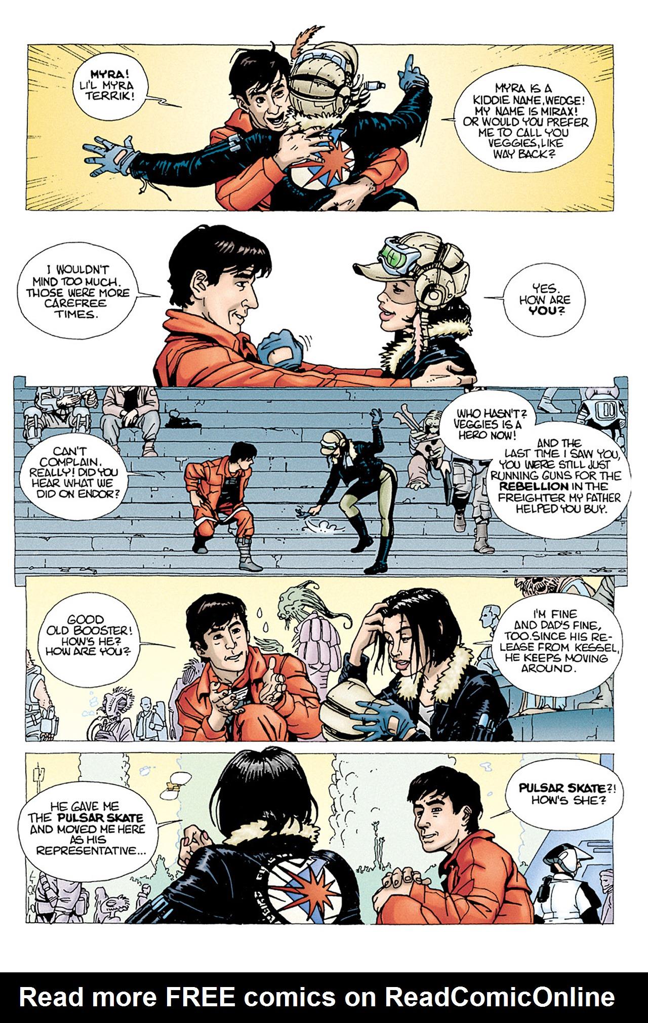 Read online Star Wars Omnibus comic -  Issue # Vol. 1 - 184