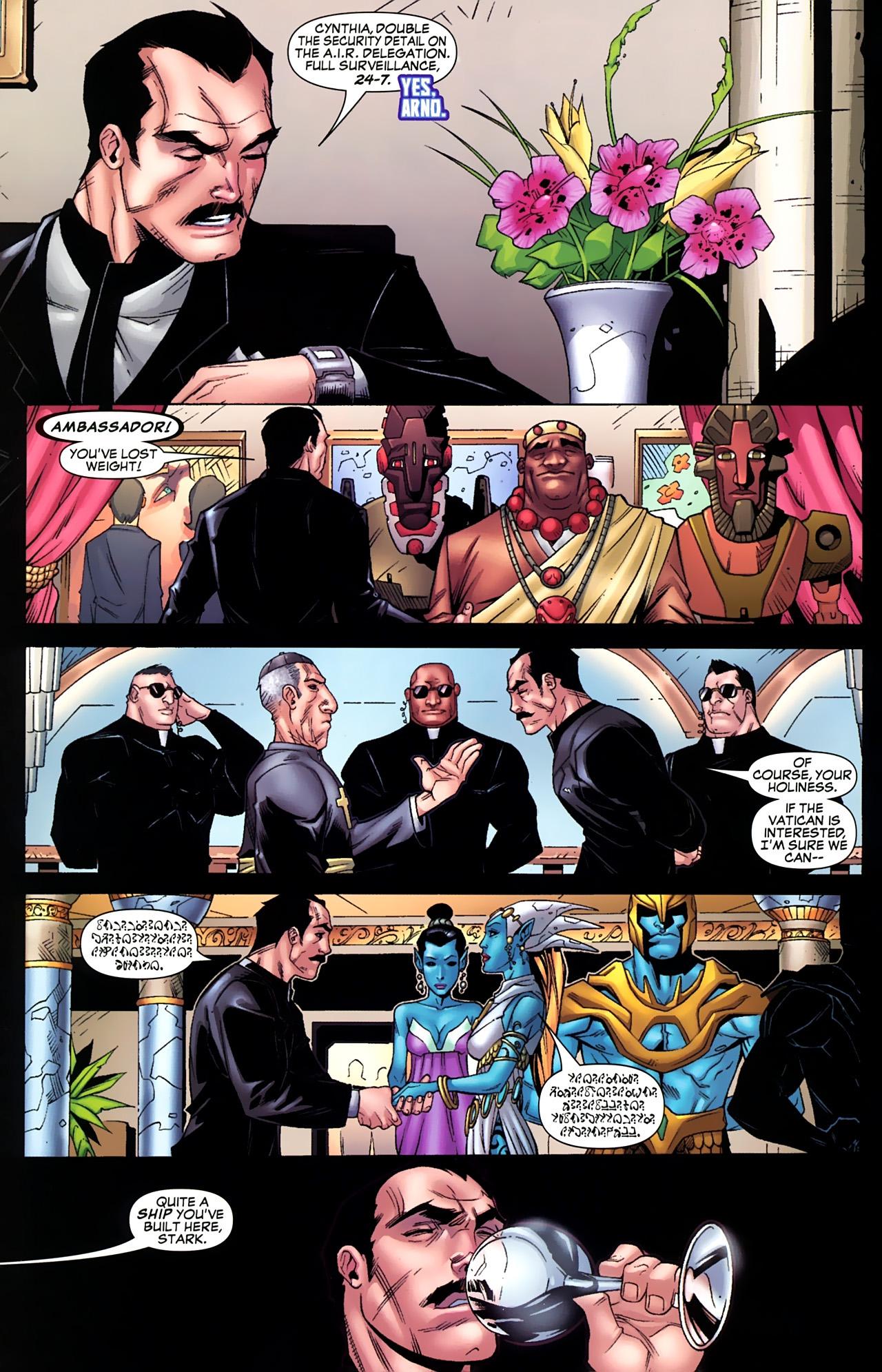 Read online Astonishing Tales (2009) comic -  Issue #2 - 13