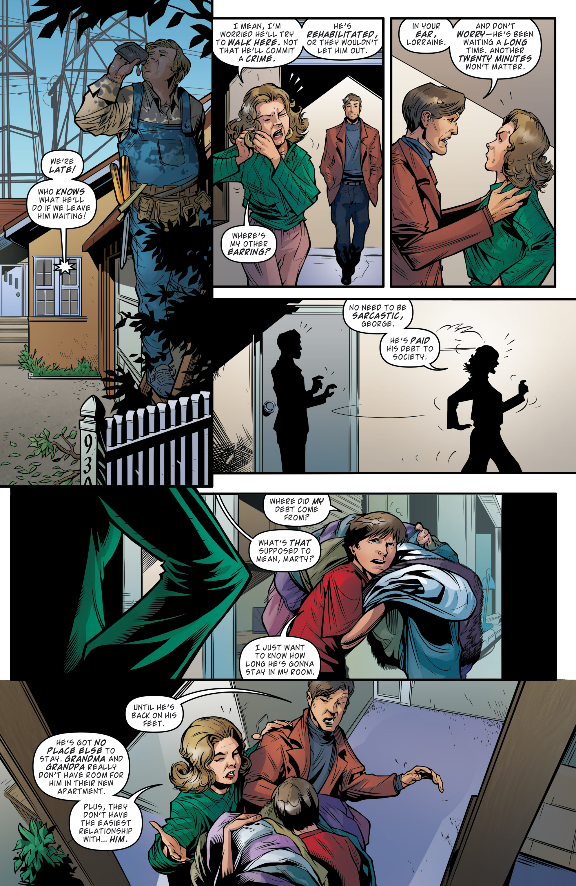 Read online Back to the Future (2015) comic -  Issue #19 - 7