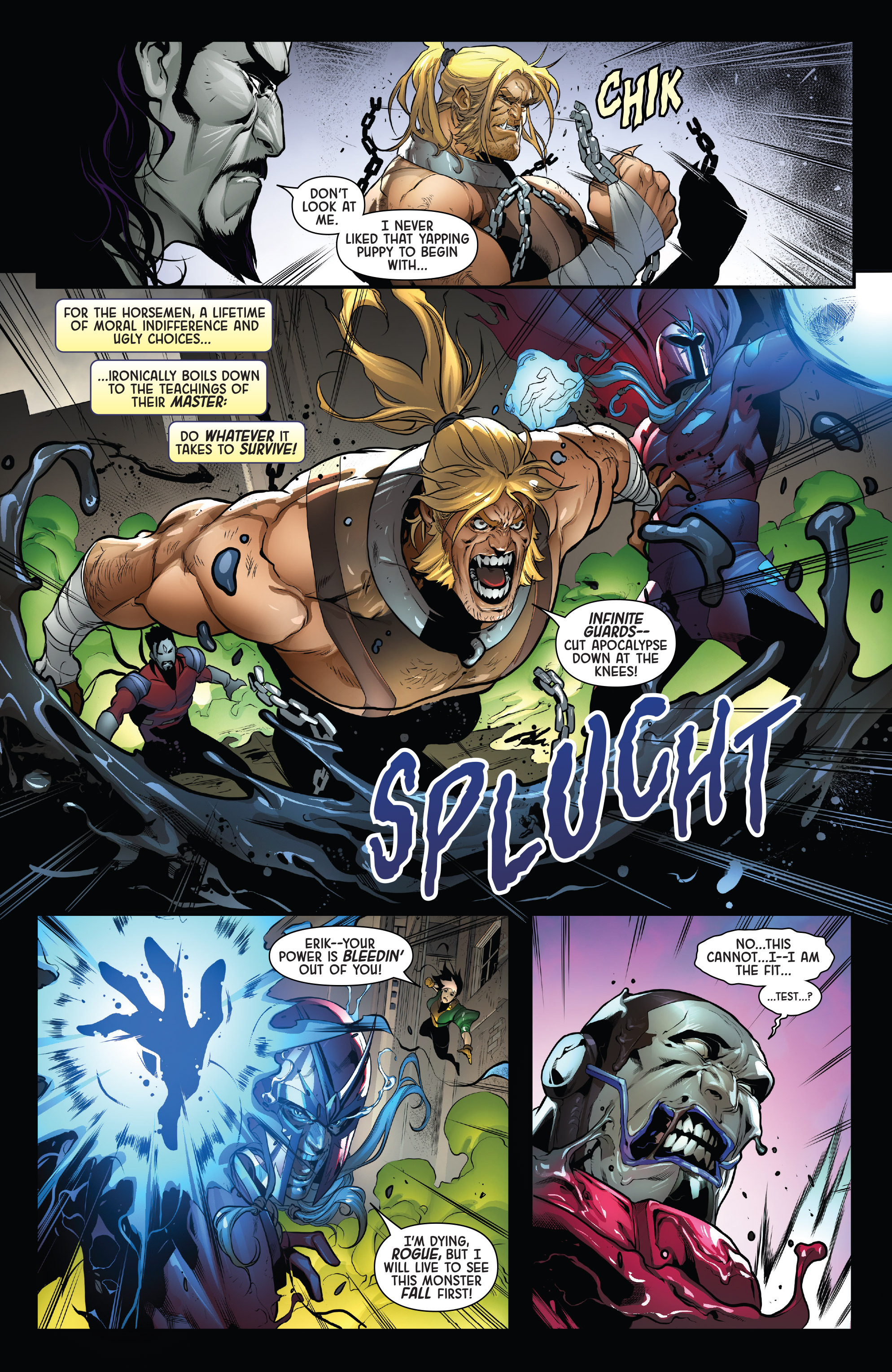 Read online Age of Apocalypse (2015) comic -  Issue #4 - 15
