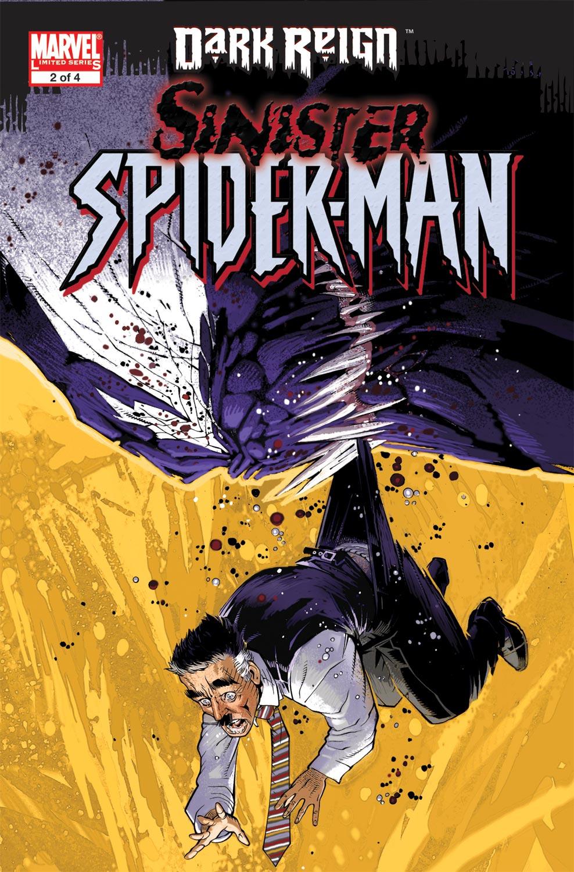 Dark Reign: The Sinister Spider-Man issue 2 - Page 1
