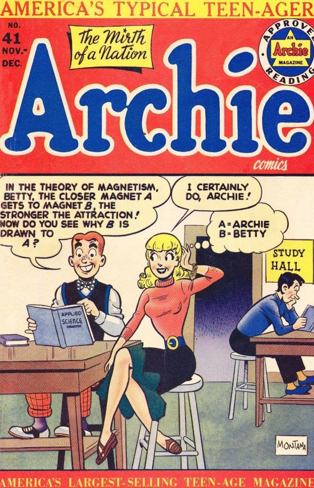 Archie Comics issue 041 - Page 1