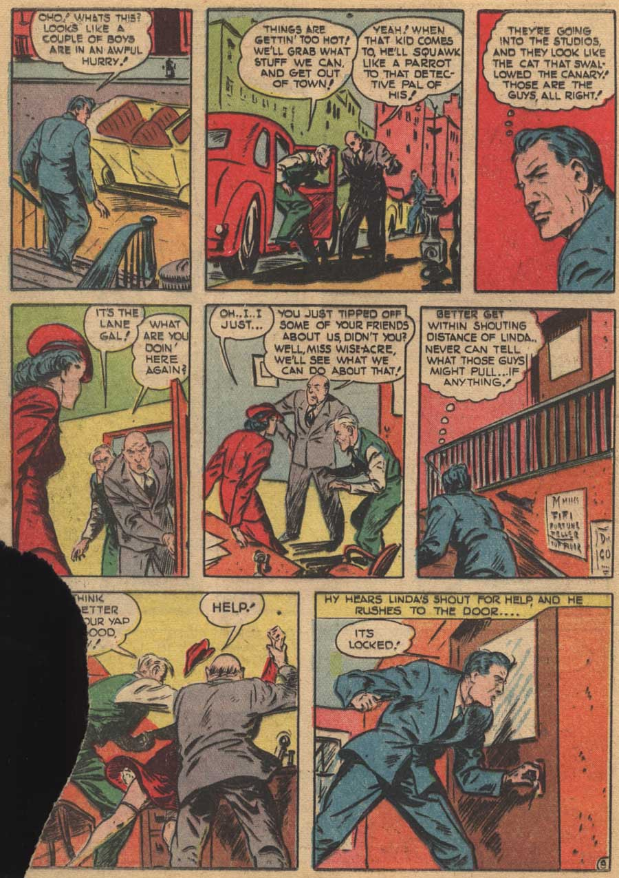 Blue Ribbon Comics (1939) issue 16 - Page 20