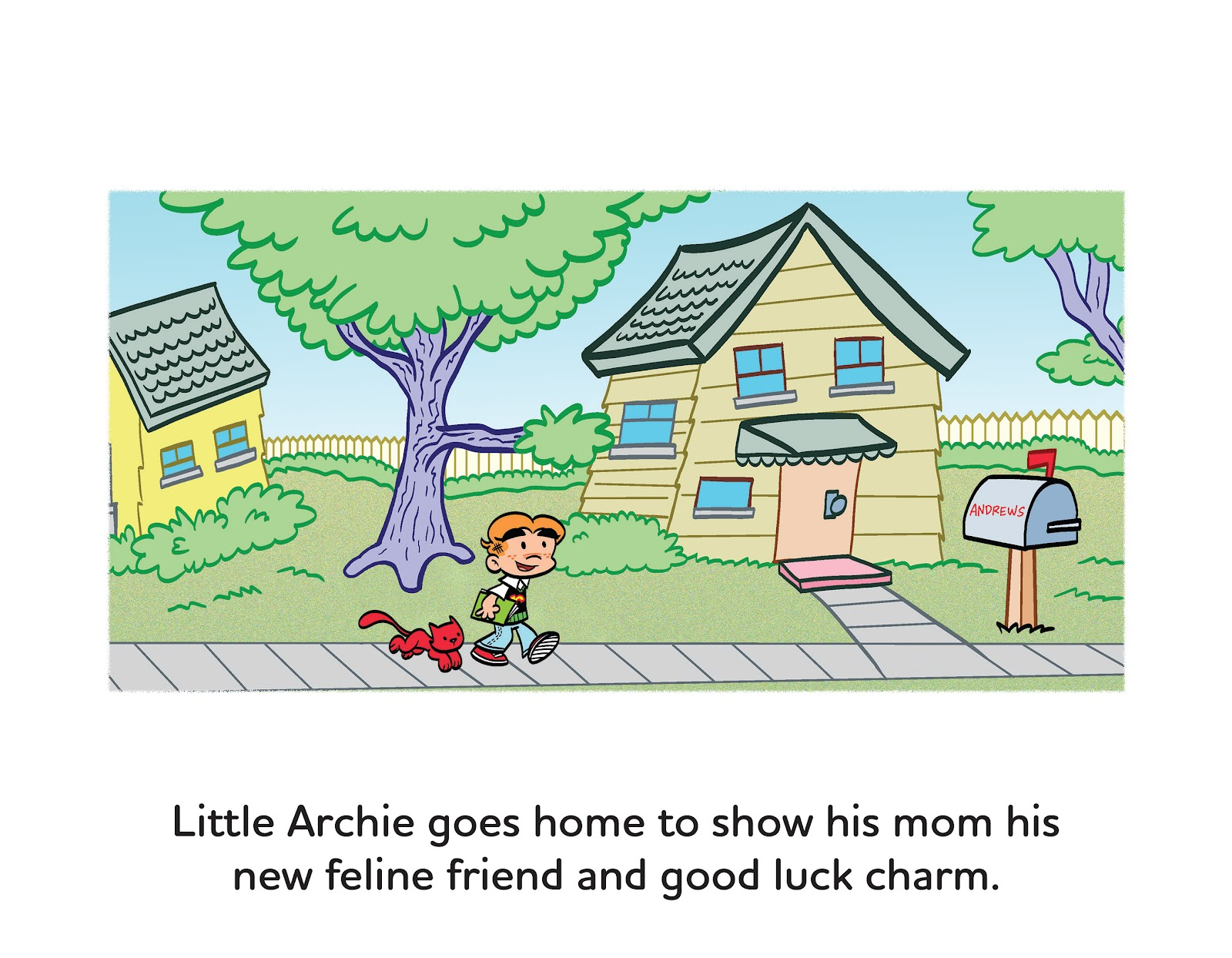 Read online Little Archie's Lucky Day comic -  Issue # Full - 21