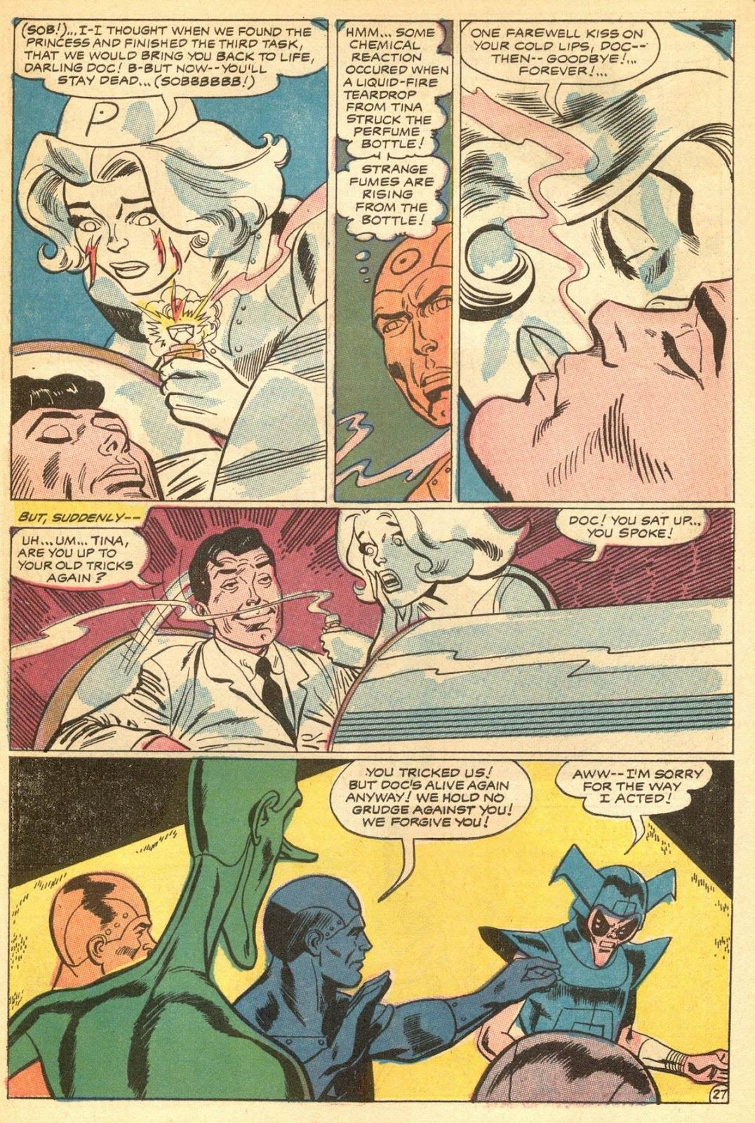 Metal Men (1963) issue 30 - Page 31