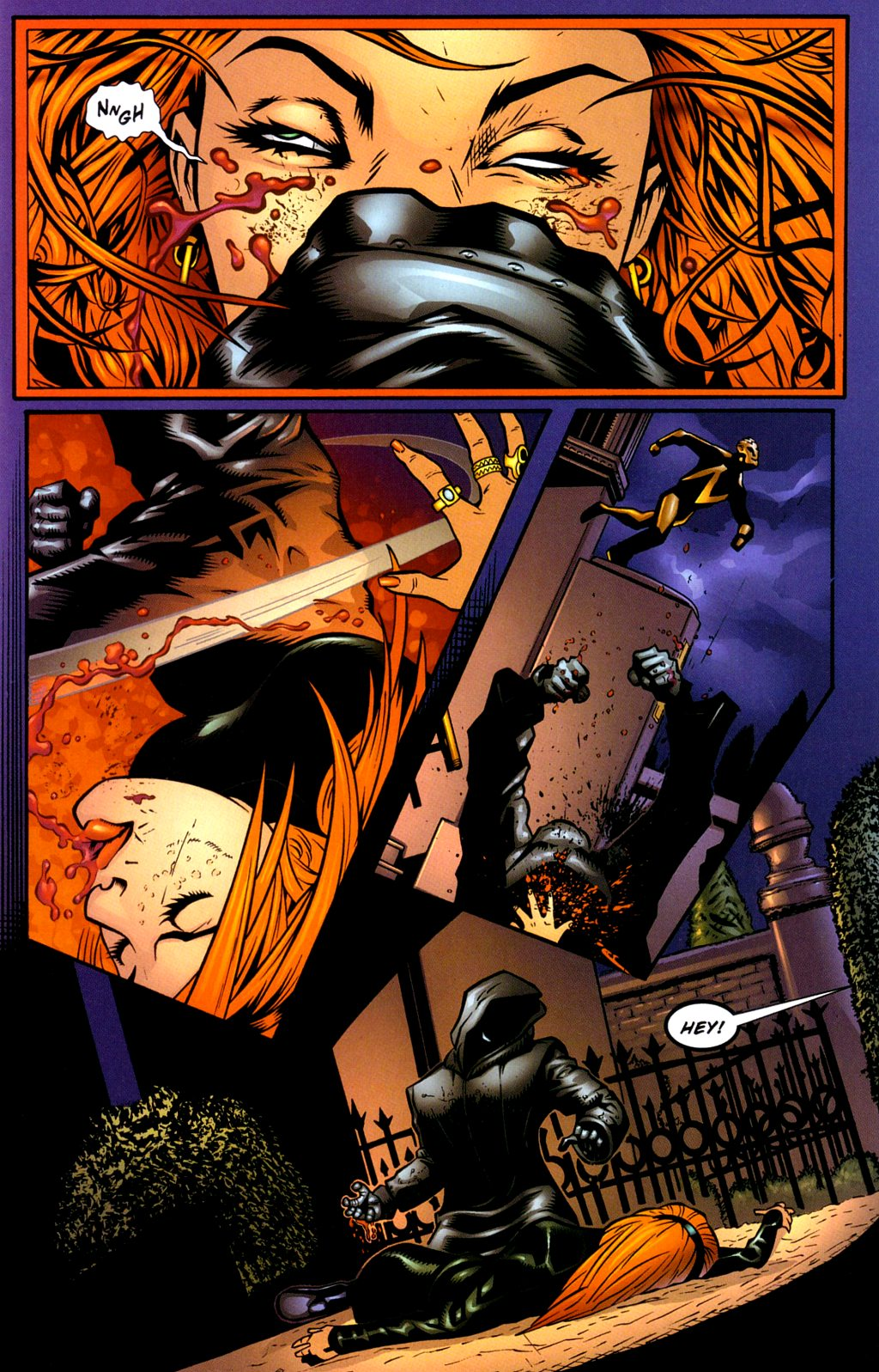 Read online Noble Causes (2002) comic -  Issue #3 - 5