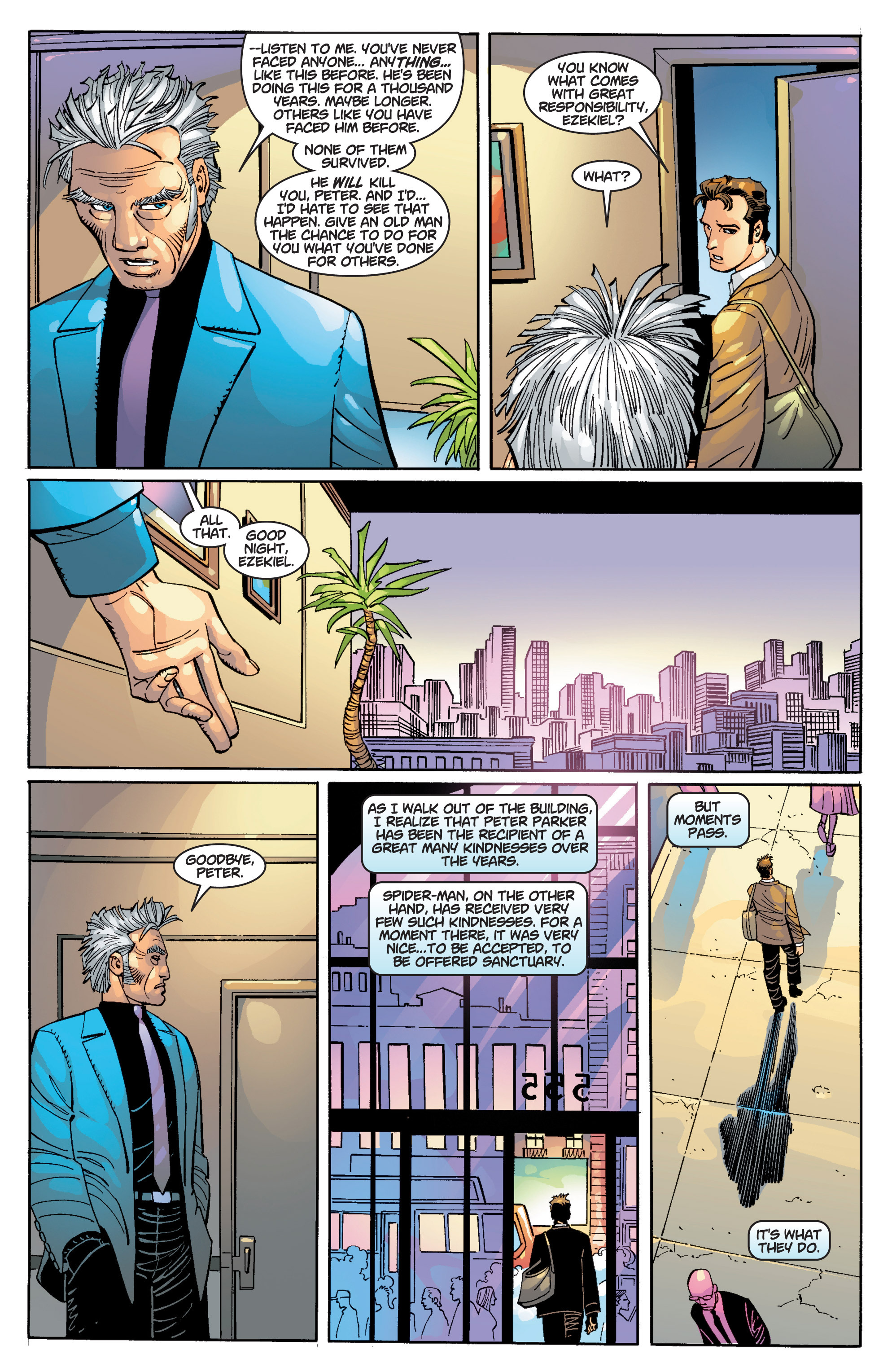 The Amazing Spider-Man (1999) 32 Page 18