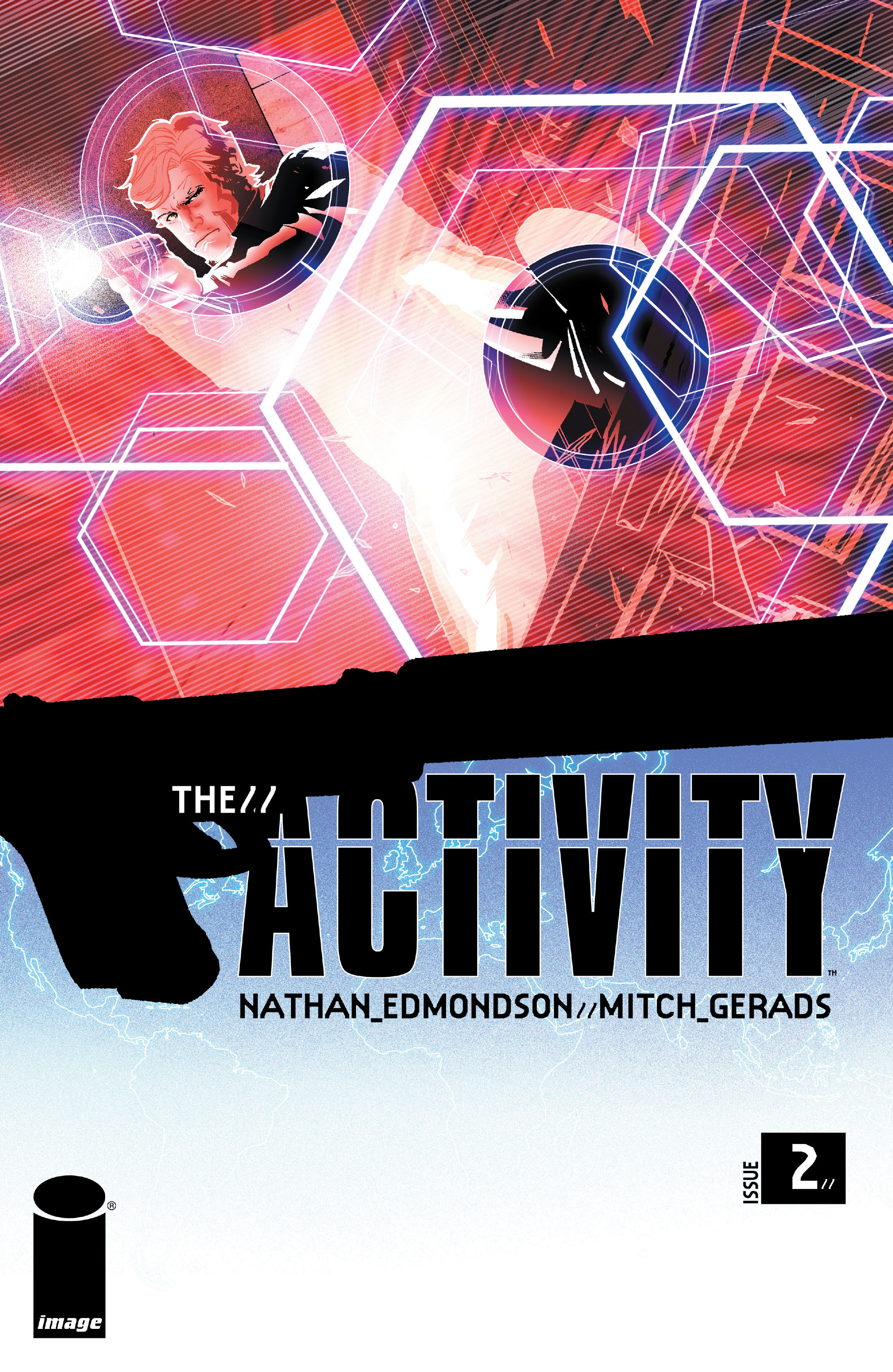 Read online The Activity comic -  Issue #2 - 1
