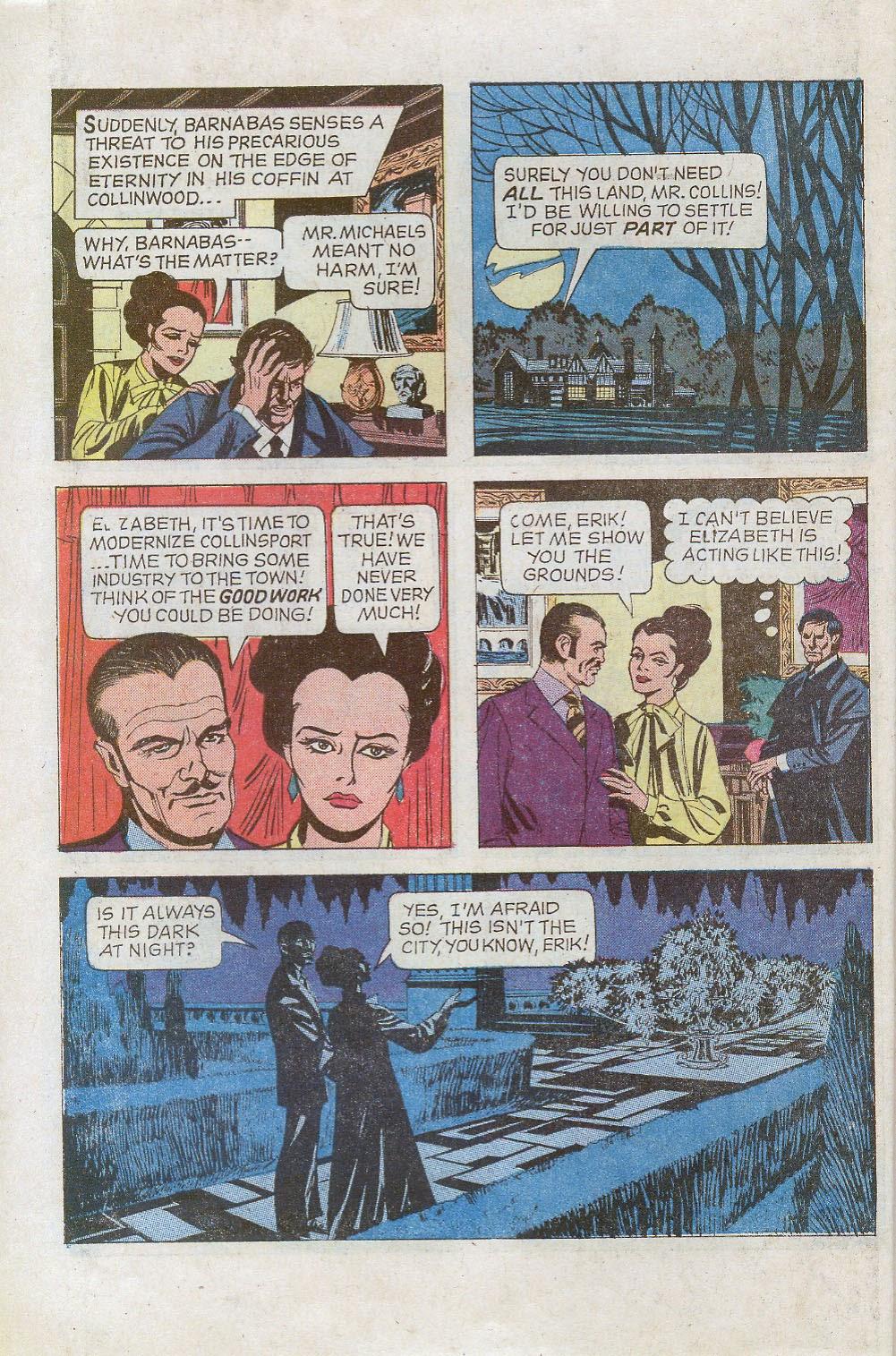 Dark Shadows (1969) issue 18 - Page 6