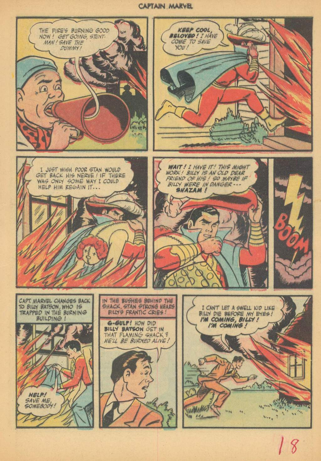 Captain Marvel Adventures issue 63 - Page 21