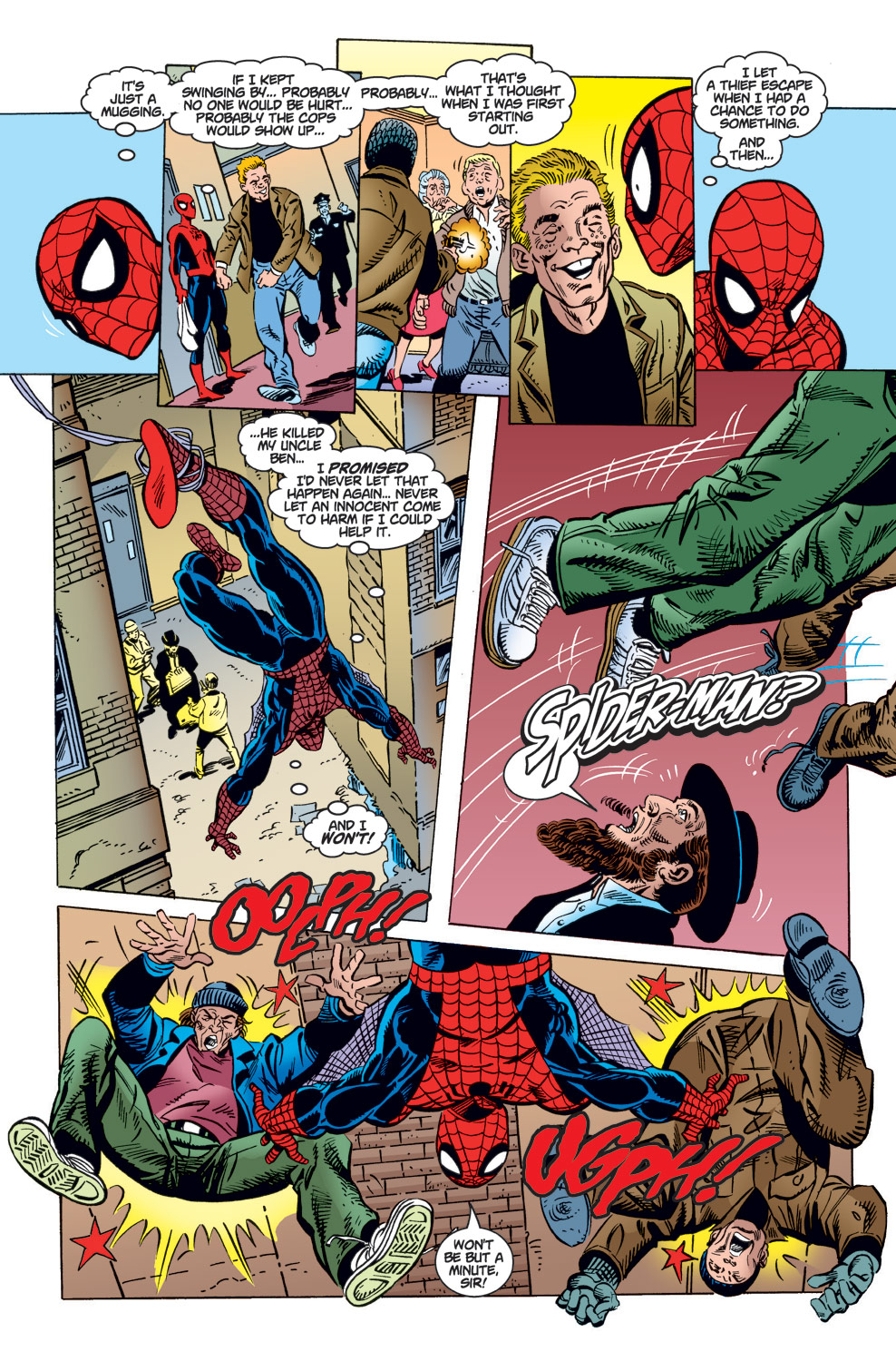 The Amazing Spider-Man (1999) 13 Page 10