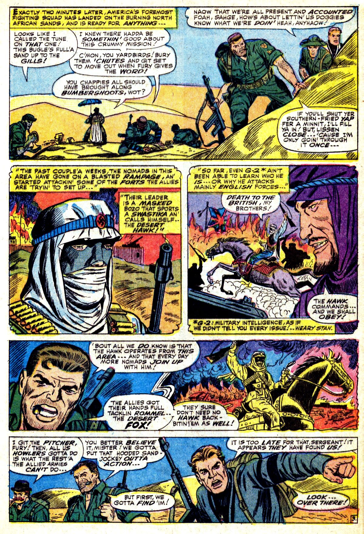 Read online Sgt. Fury comic -  Issue #37 - 5