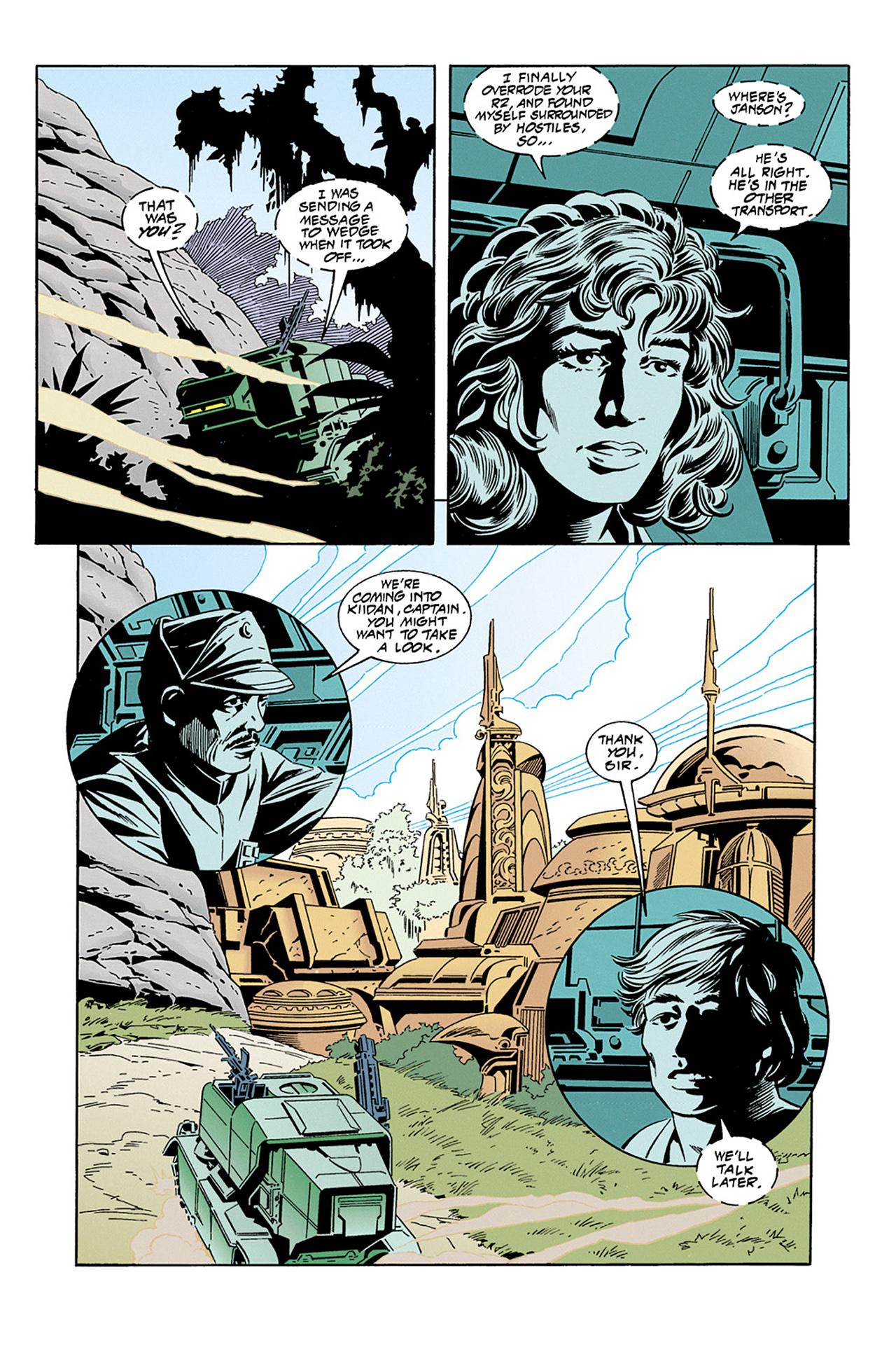 Read online Star Wars Omnibus comic -  Issue # Vol. 1 - 151