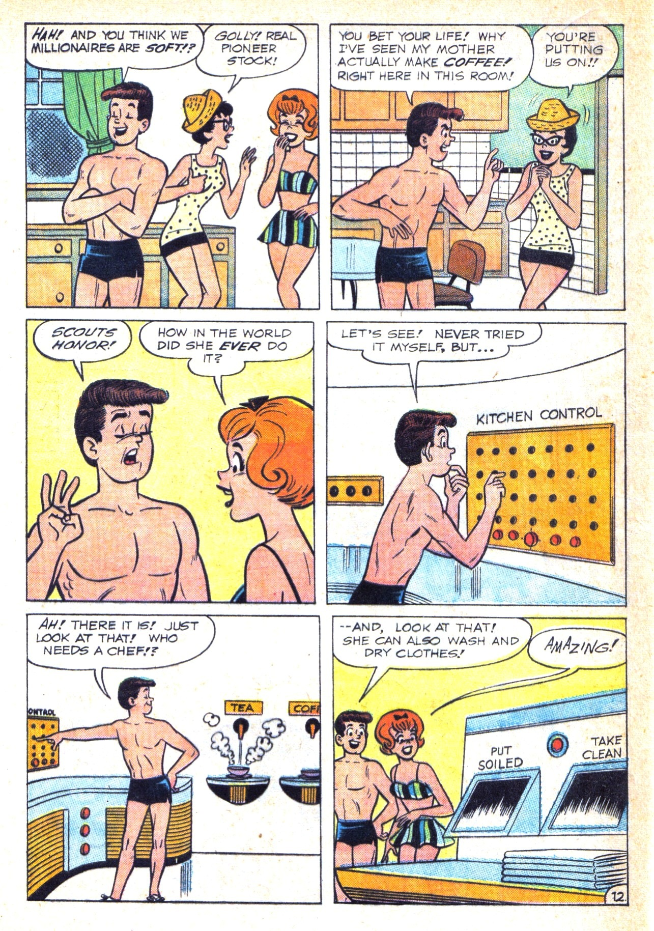 Read online She's Josie comic -  Issue #3 - 16
