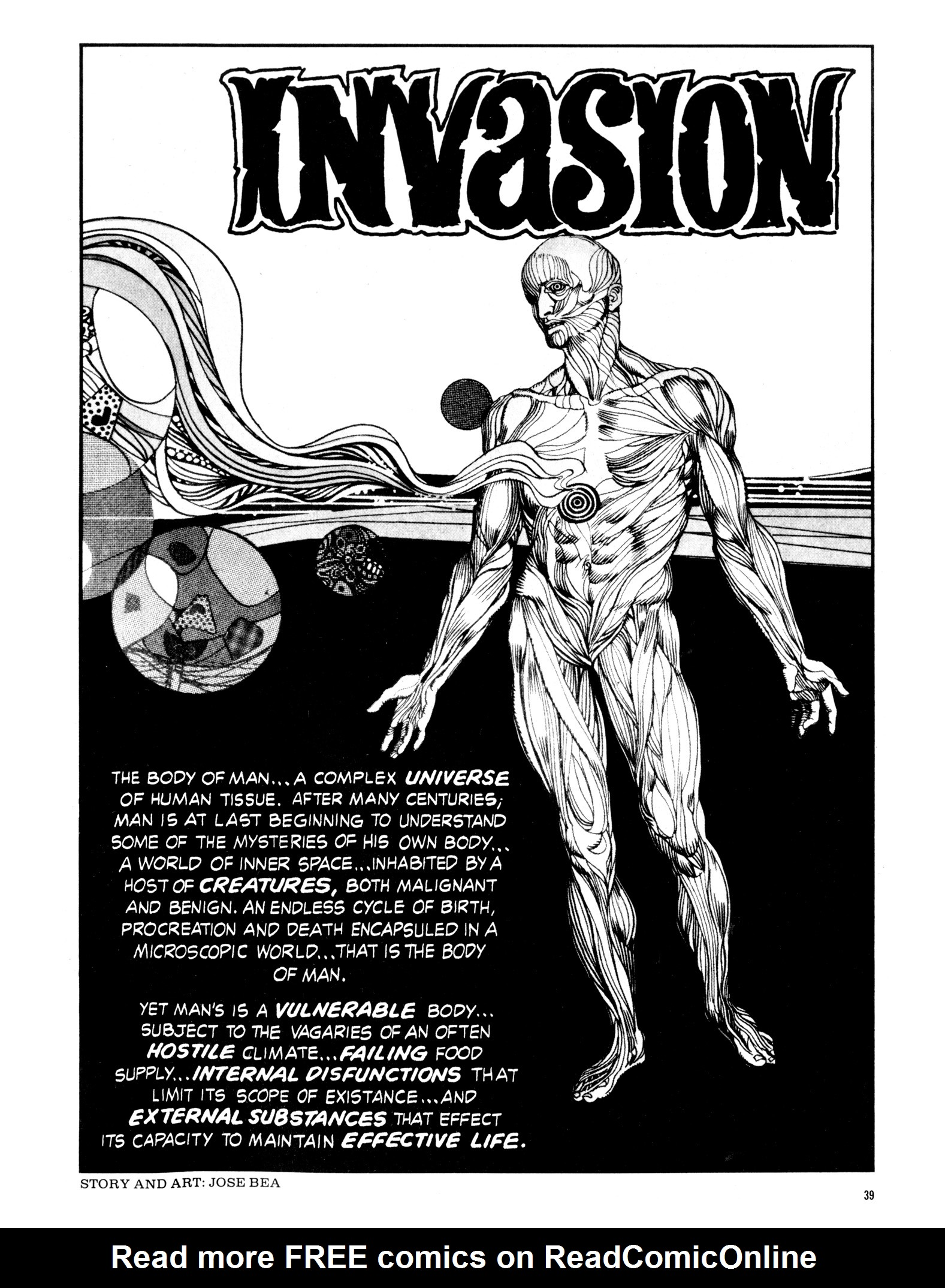 Read online Eerie Archives comic -  Issue # TPB 16 - 40