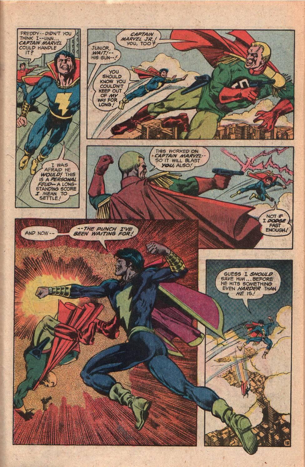 Read online Shazam! (1973) comic -  Issue #34 - 27