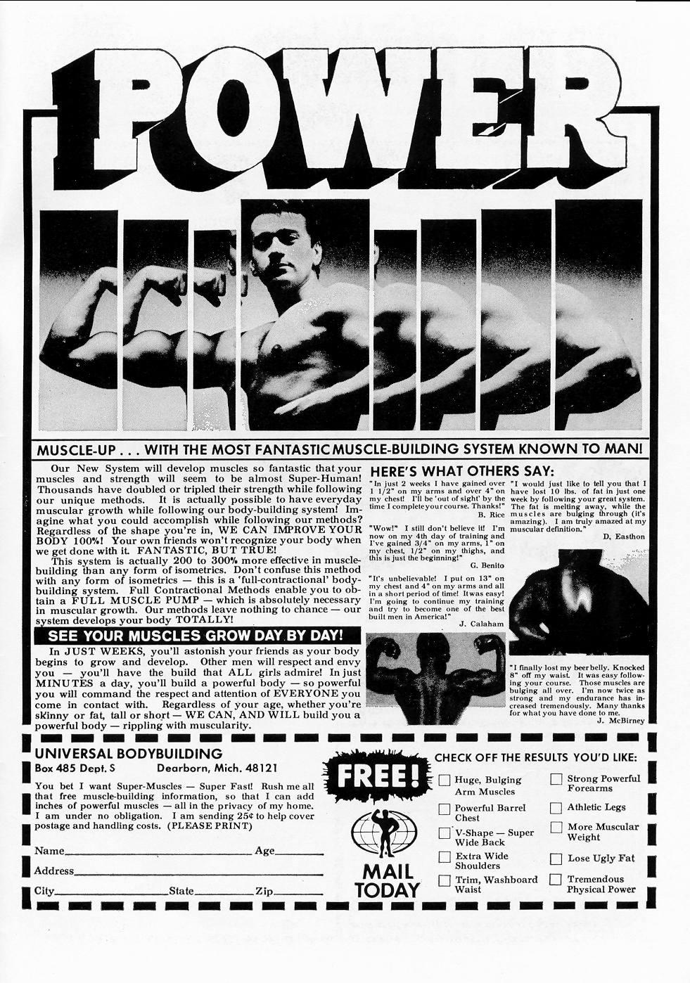 Read online Secret Origins (1973) comic -  Issue #4 - 35