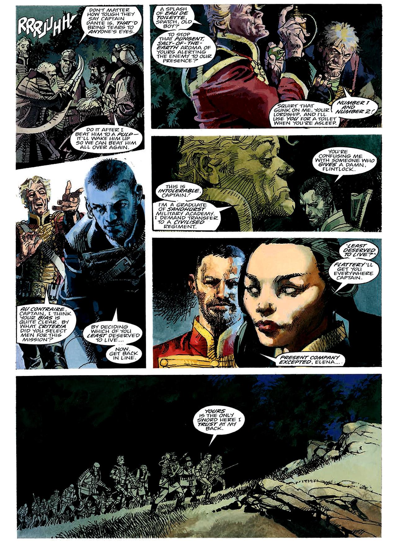 Read online Nikolai Dante comic -  Issue # TPB 4 - 25
