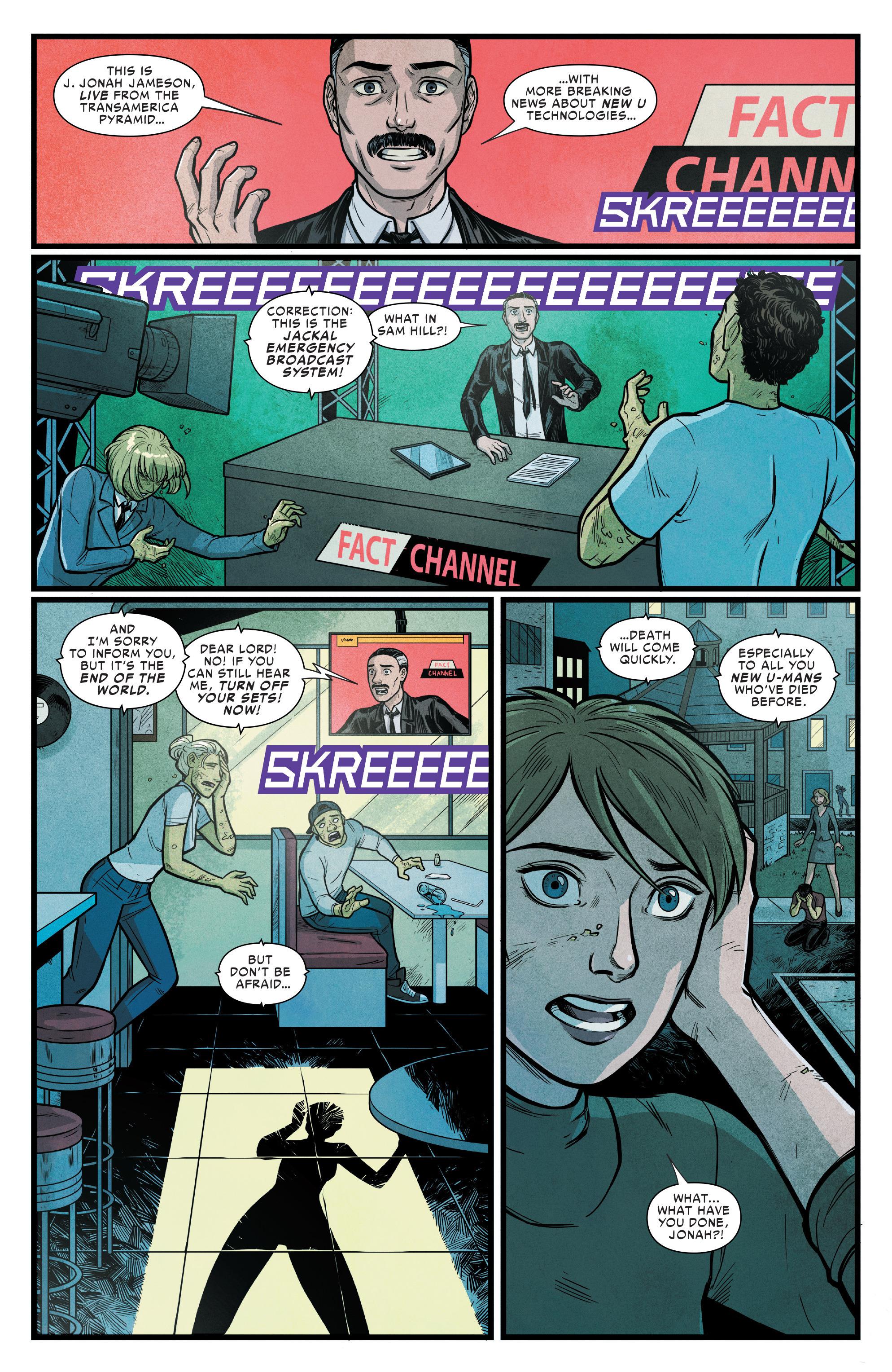 Read online Silk (2016) comic -  Issue #17 - 3