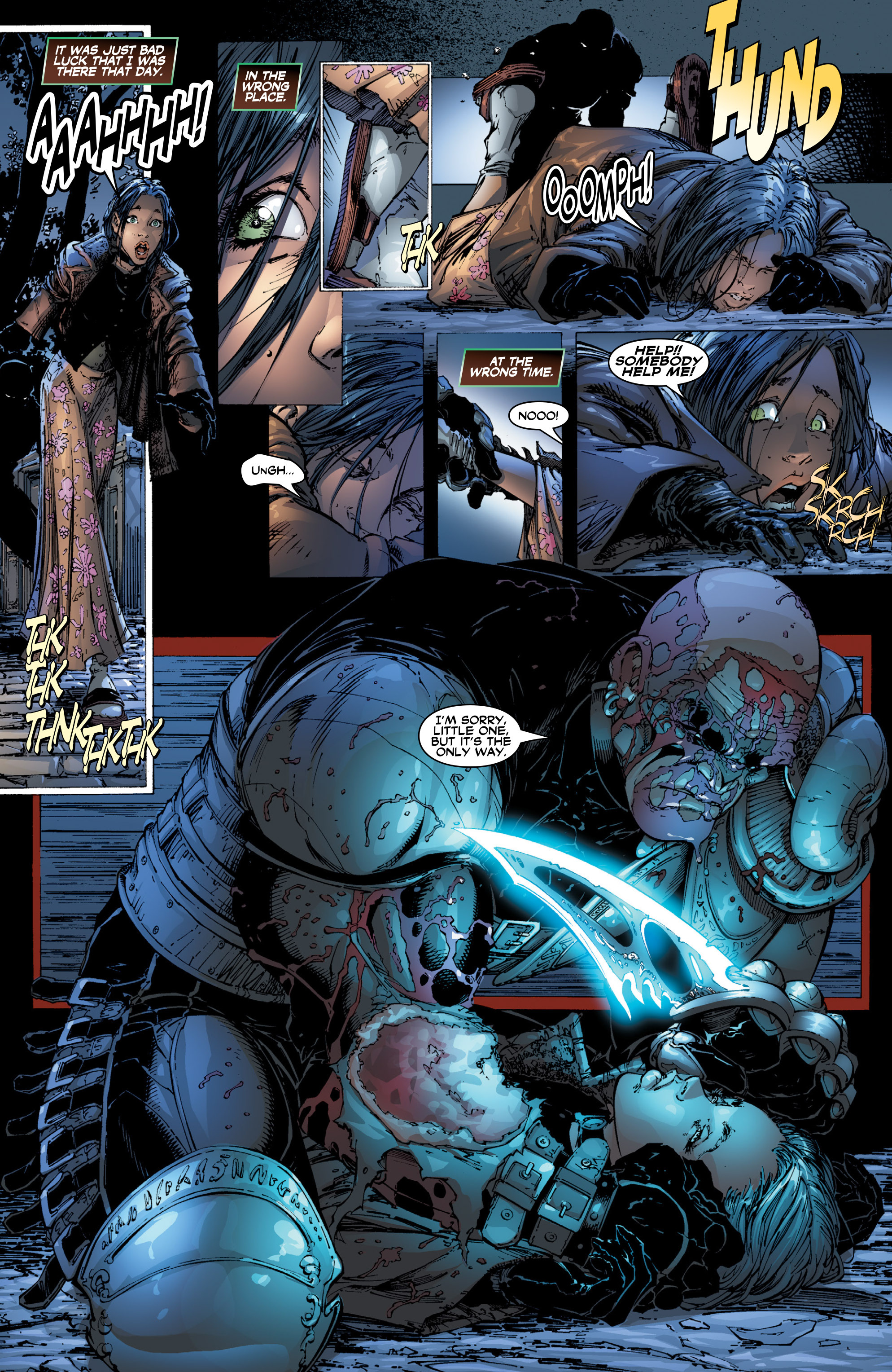 Read online Wraithborn Redux comic -  Issue #1 - 27