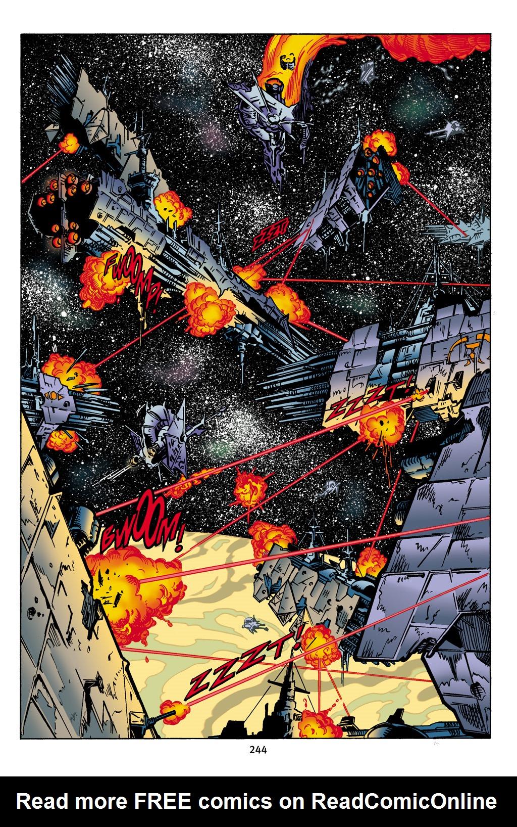 Read online Star Wars Omnibus comic -  Issue # Vol. 4 - 234