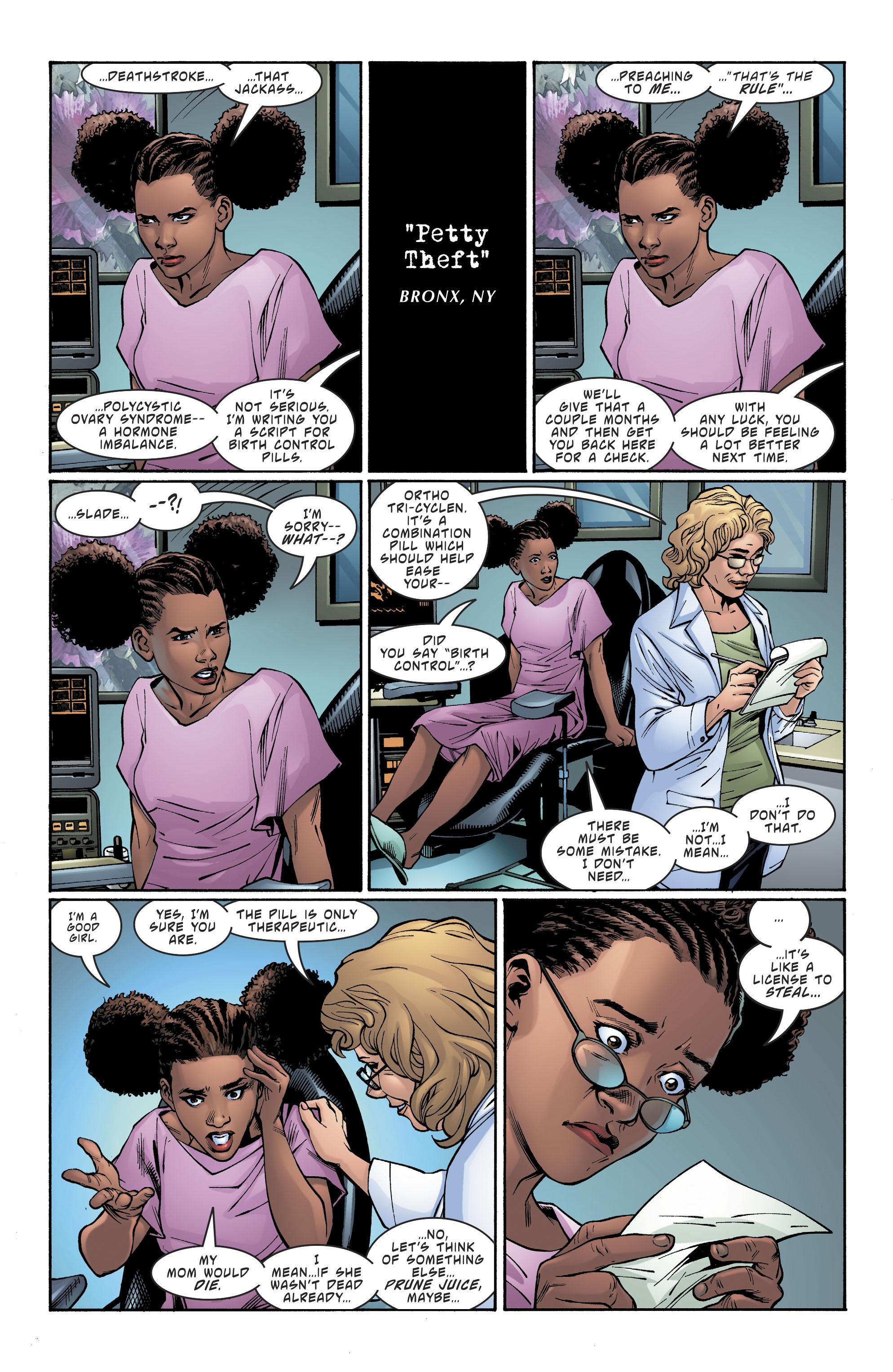 Read online Deathstroke (2016) comic -  Issue #20 - 15