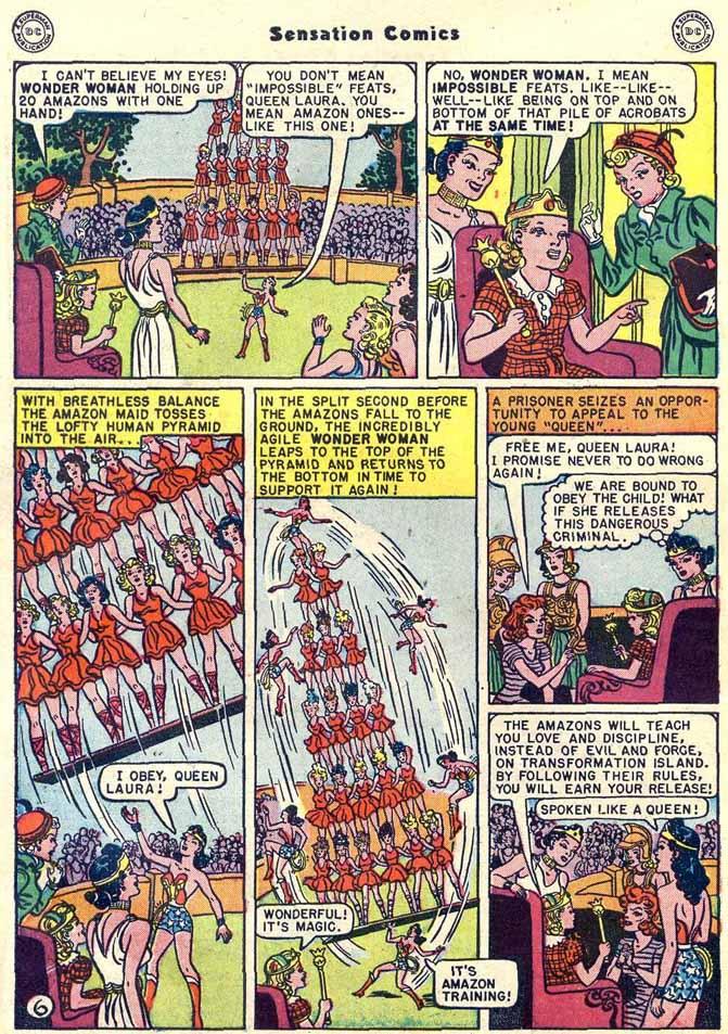 Read online Sensation (Mystery) Comics comic -  Issue #89 - 8