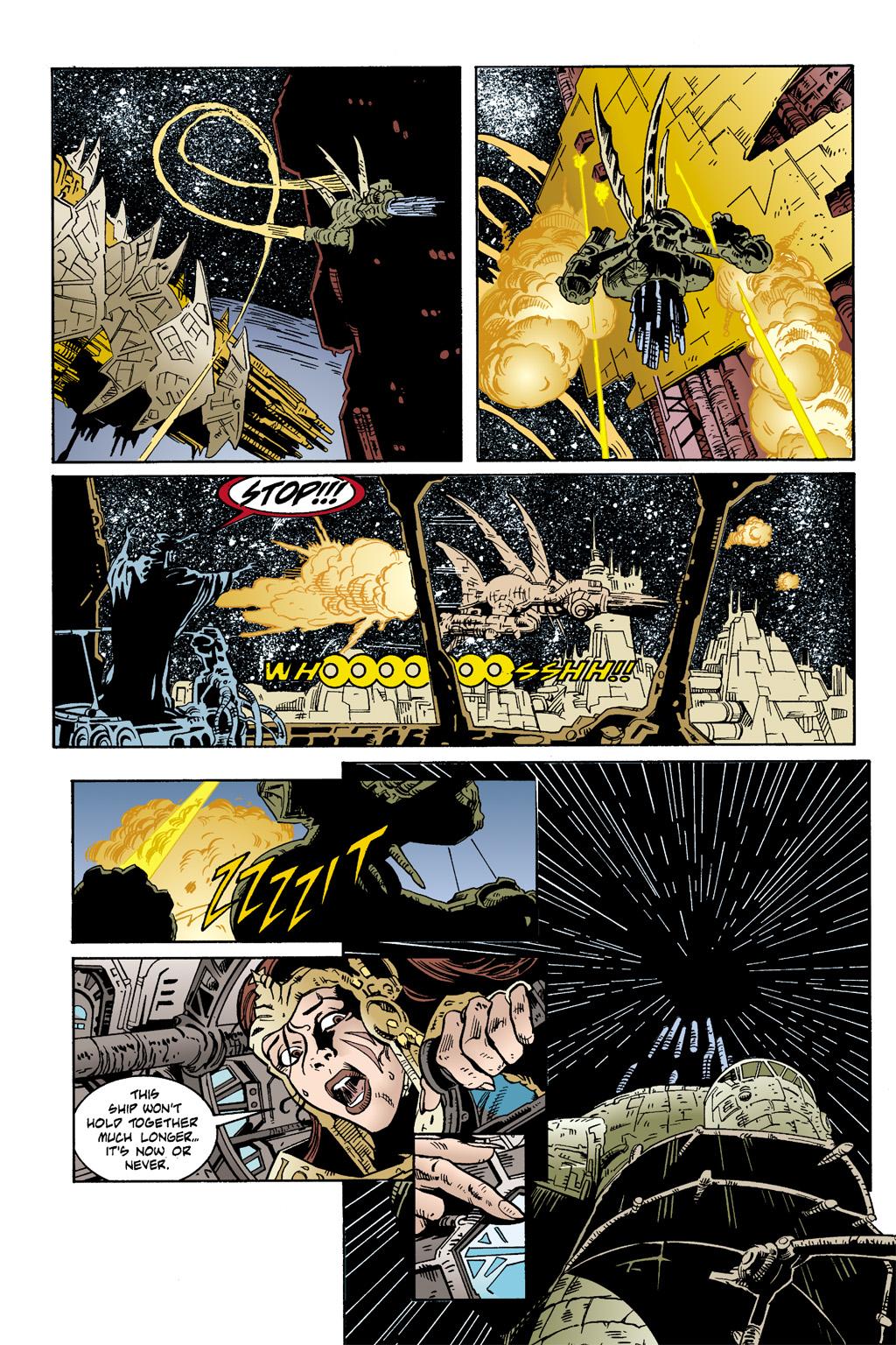 Read online Star Wars Omnibus comic -  Issue # Vol. 4 - 126