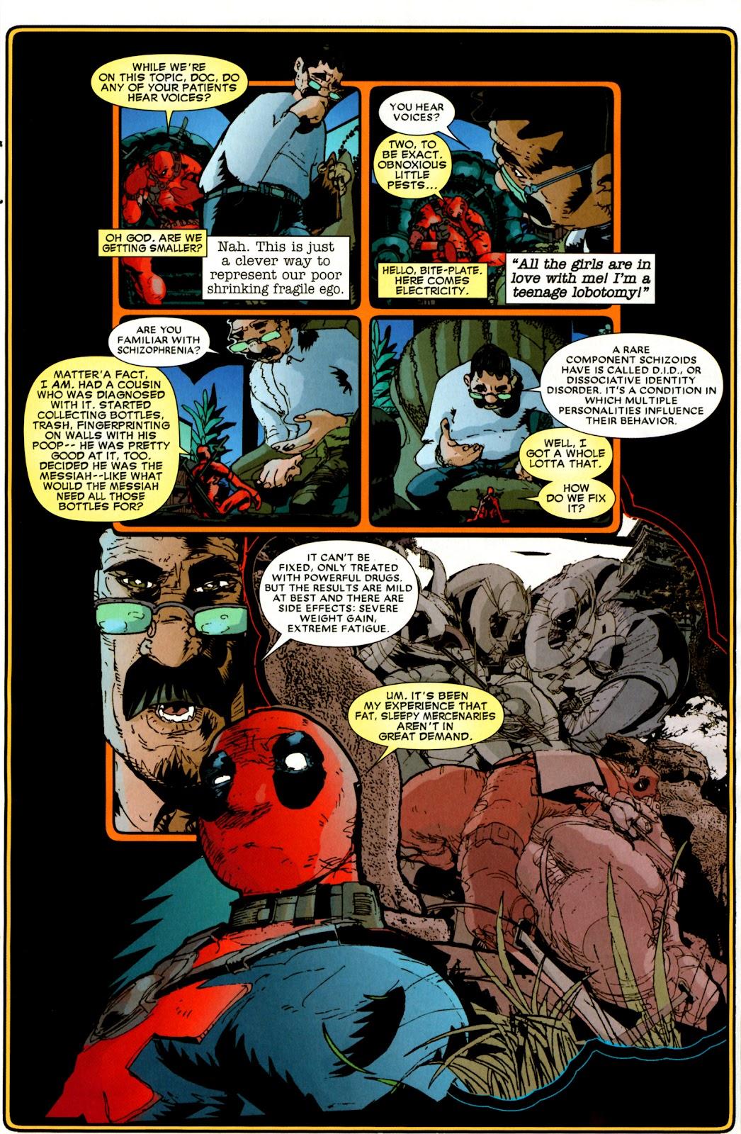 Read online Deadpool (2008) comic -  Issue #900 - 26