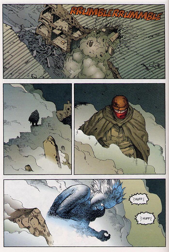 Read online Akira comic -  Issue #31 - 19
