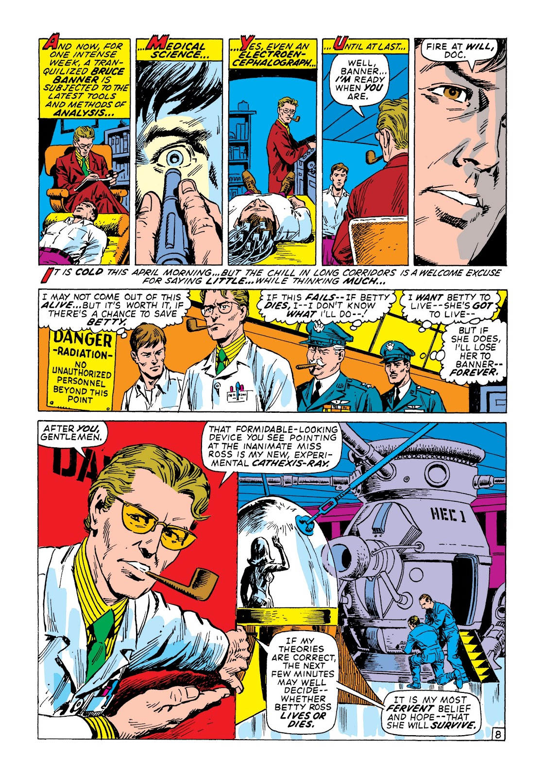 Read online Marvel Masterworks: The Incredible Hulk comic -  Issue # TPB 7 (Part 2) - 55