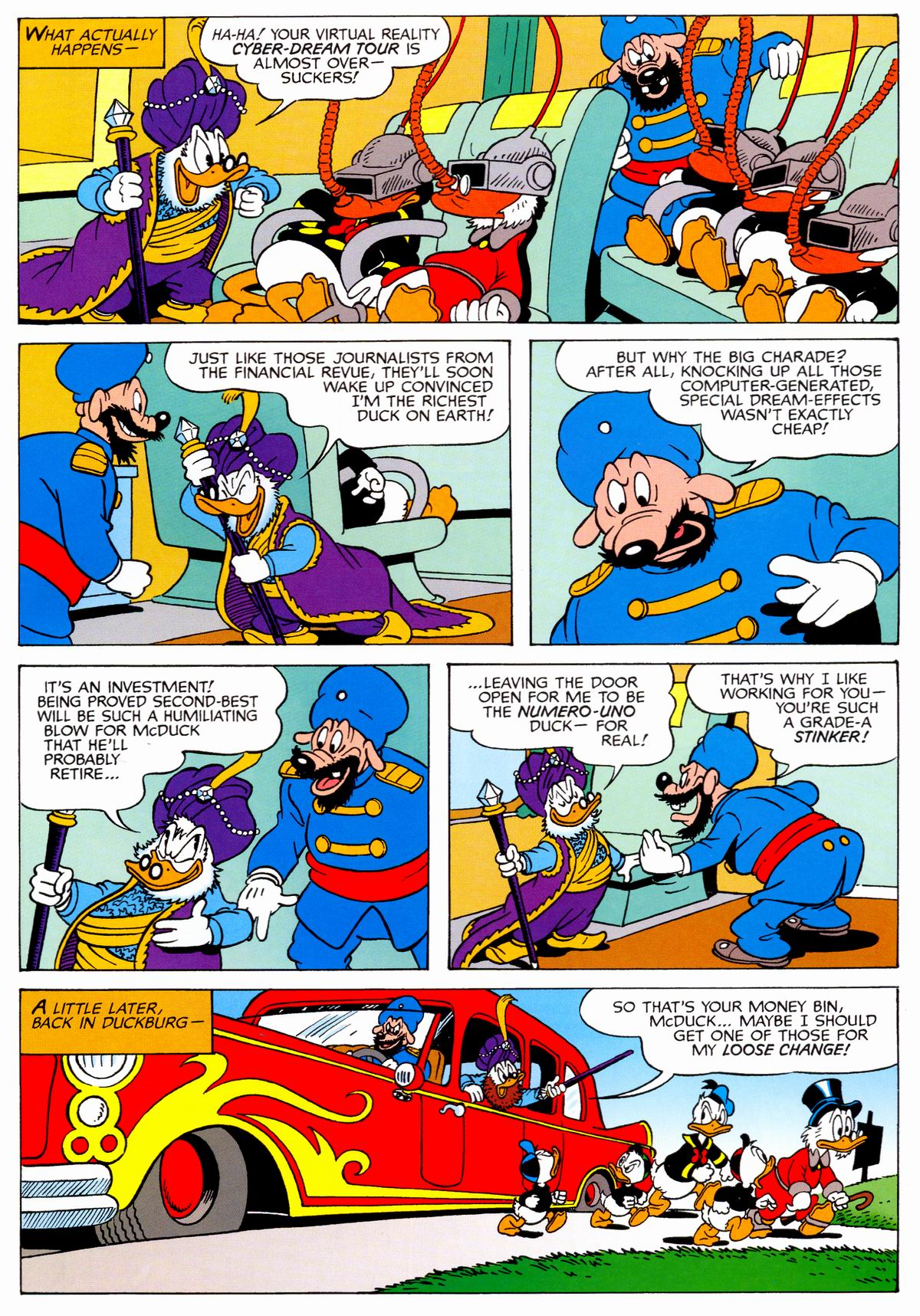 Read online Uncle Scrooge (1953) comic -  Issue #329 - 45
