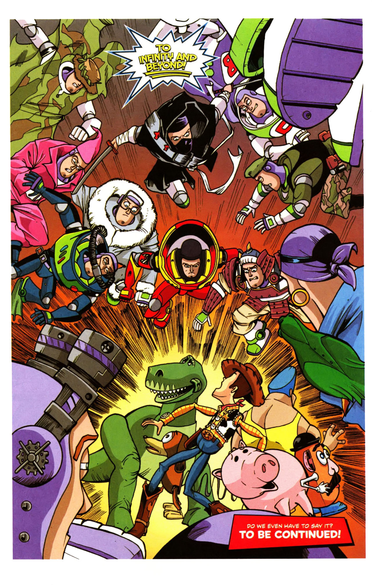 Read online Toy Story (2009) comic -  Issue #1 - 24